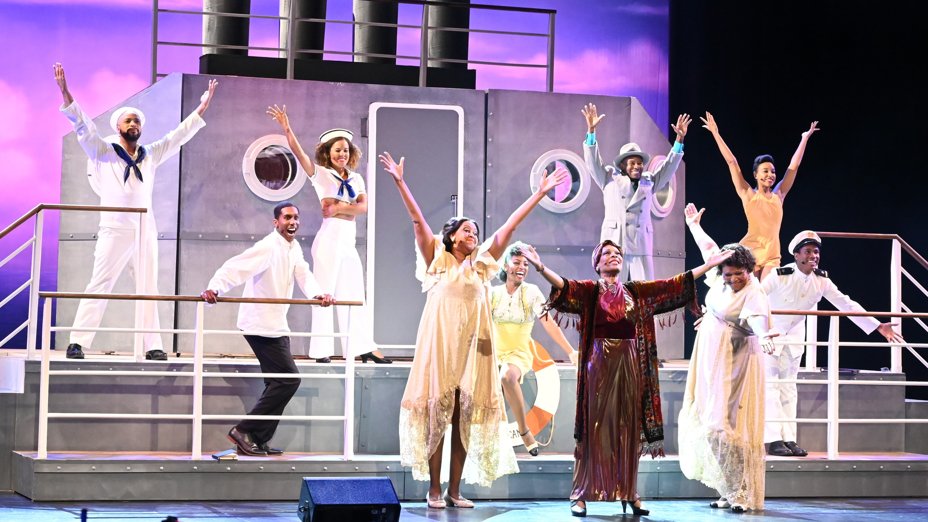 Encore! Anything Goes