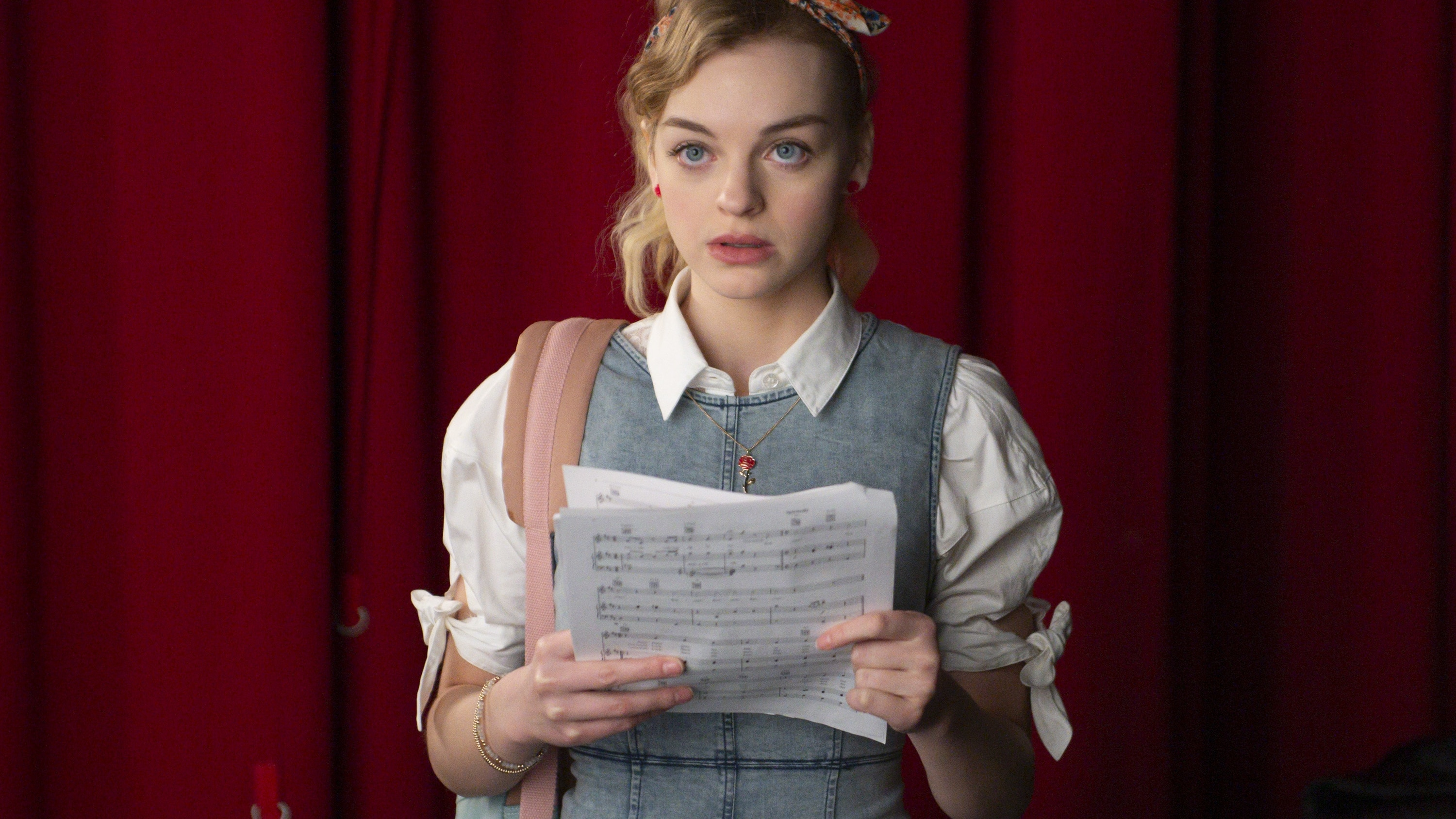 """HIGH SCHOOL MUSICAL: THE MUSICAL: THE SERIES - """"Typecasting"""" (Disney+/Fred Hayes) OLIVIA ROSE KEEGAN"""