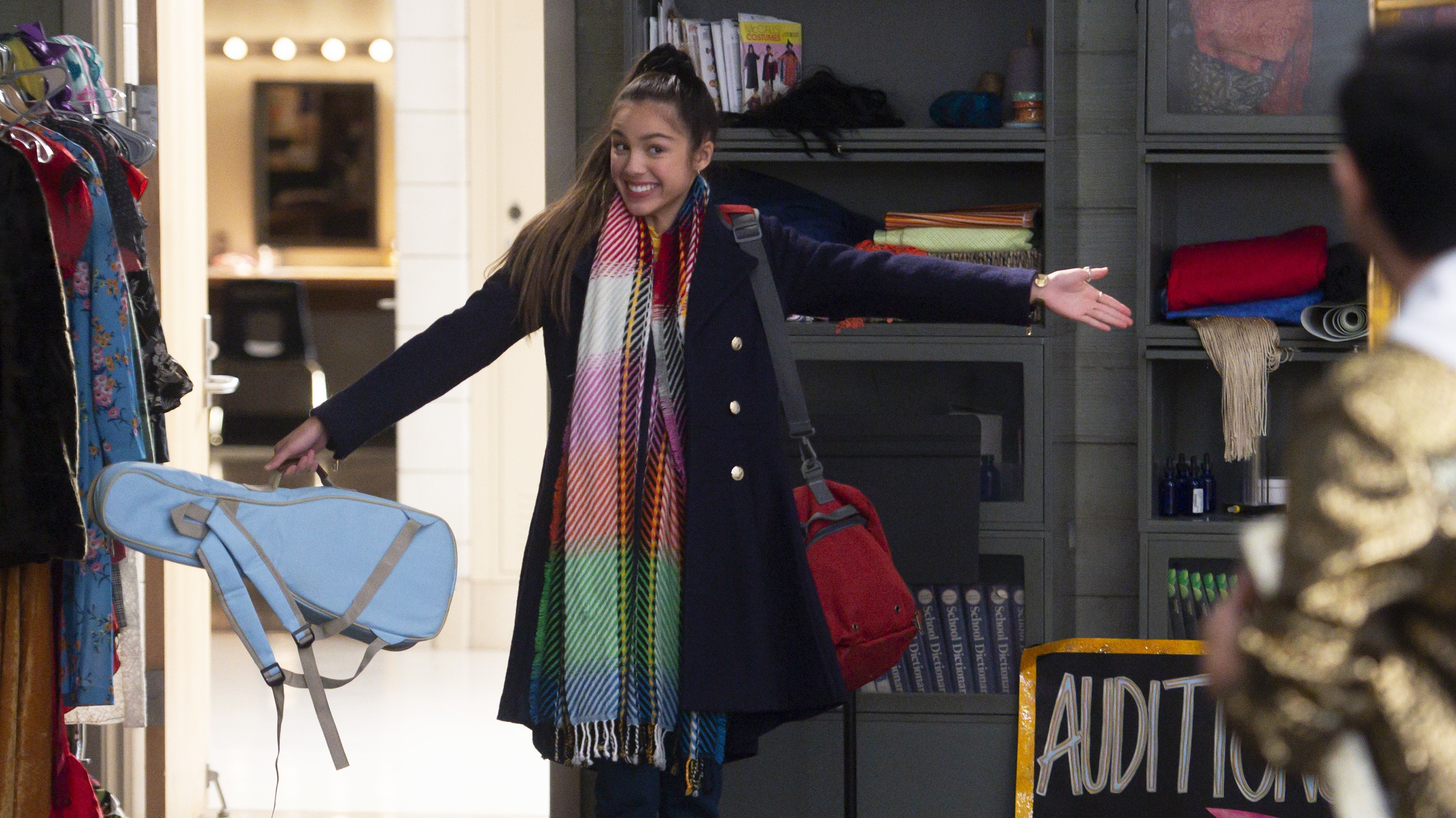 """HIGH SCHOOL MUSICAL: THE MUSICAL: THE SERIES - """"The Storm"""" (Disney/Fred Hayes) OLIVIA RODRIGO"""
