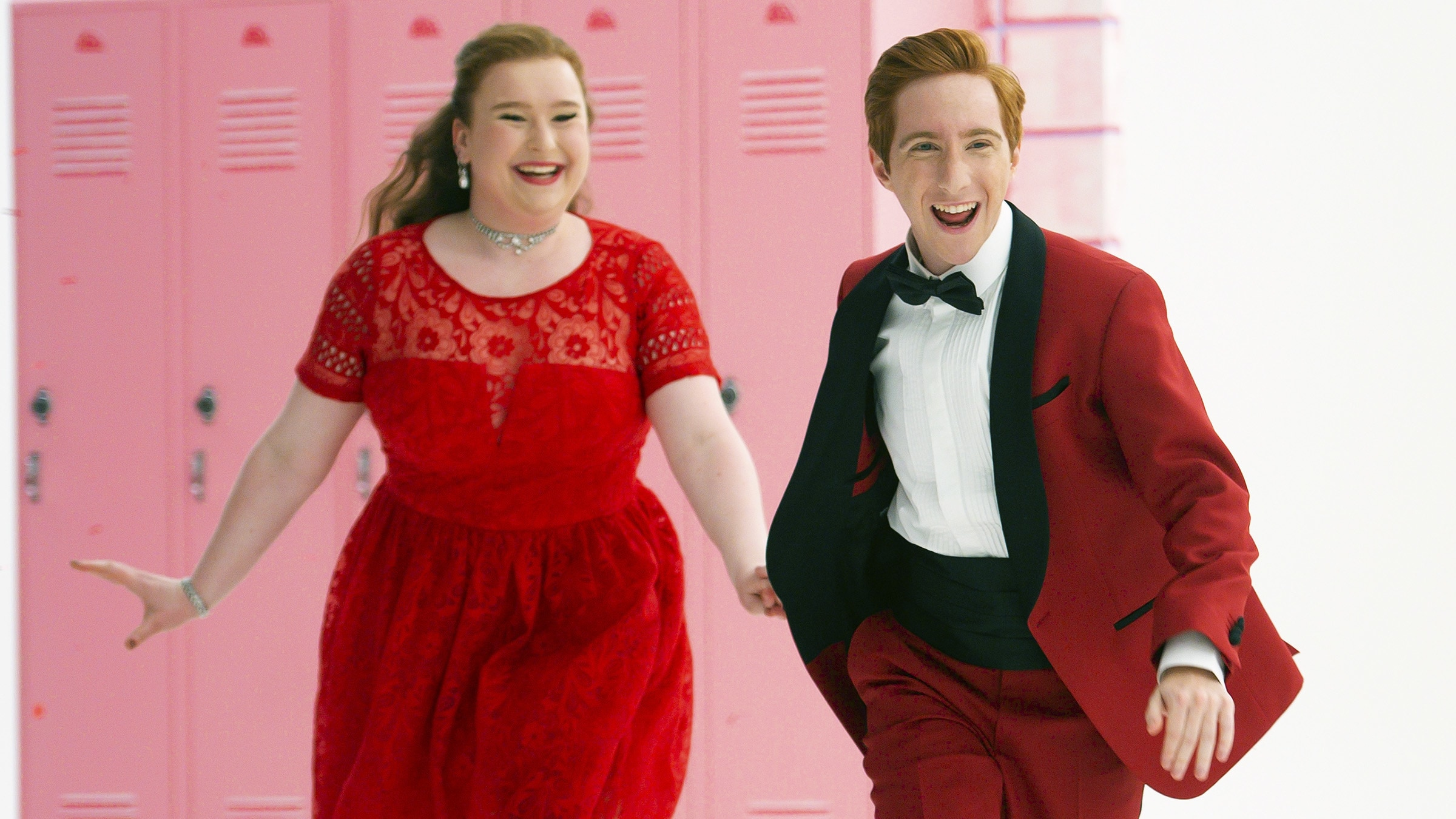 """HIGH SCHOOL MUSICAL: THE MUSICAL: THE SERIES - """"Valentine's Day"""" (Disney/Fred Hayes) JULIA LESTER, LARRY SAPERSTEIN"""