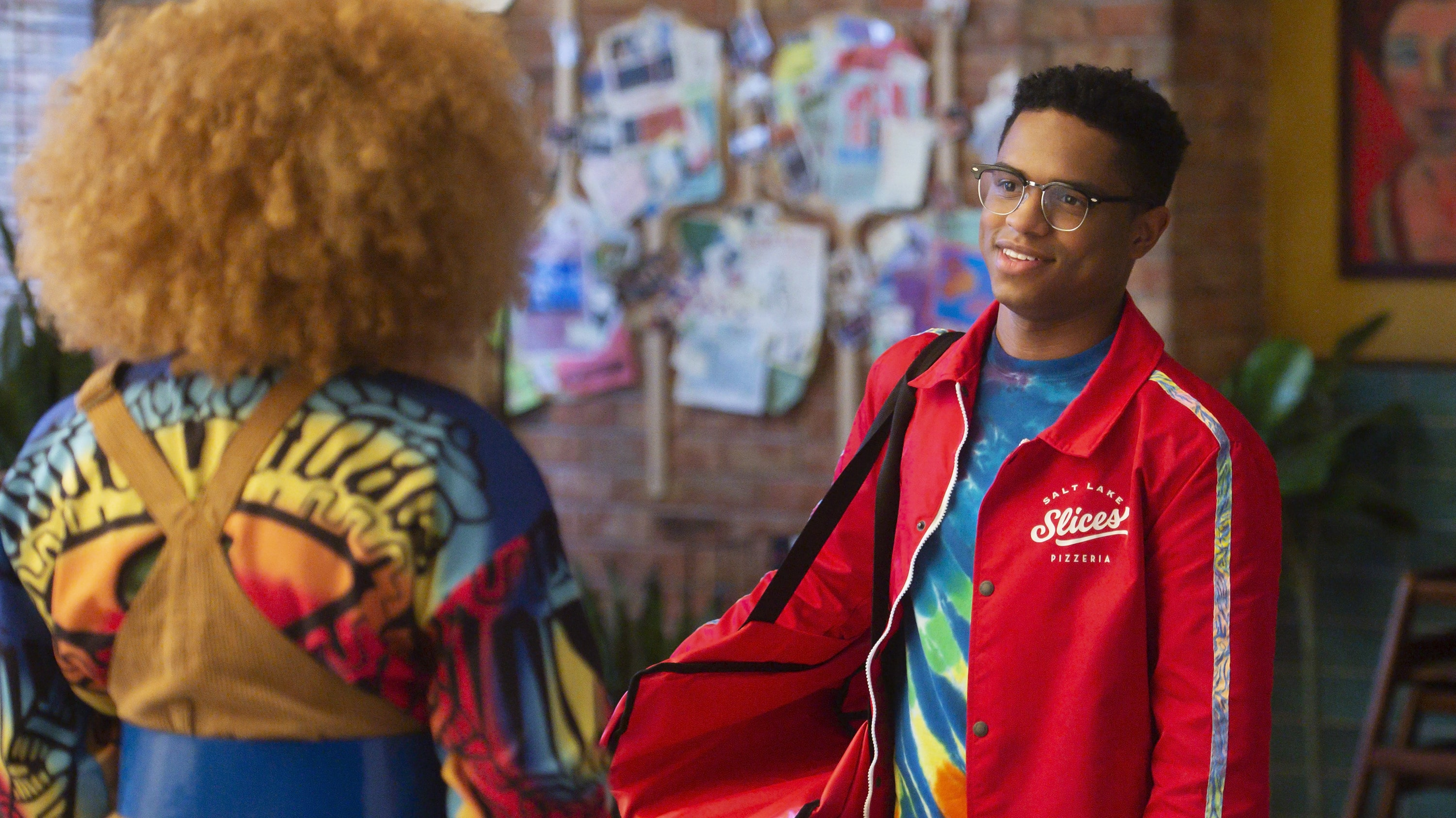 """HIGH SCHOOL MUSICAL: THE MUSICAL: THE SERIES - """"Yes, And"""" (Disney/Fred Hayes) ROMAN BANKS"""