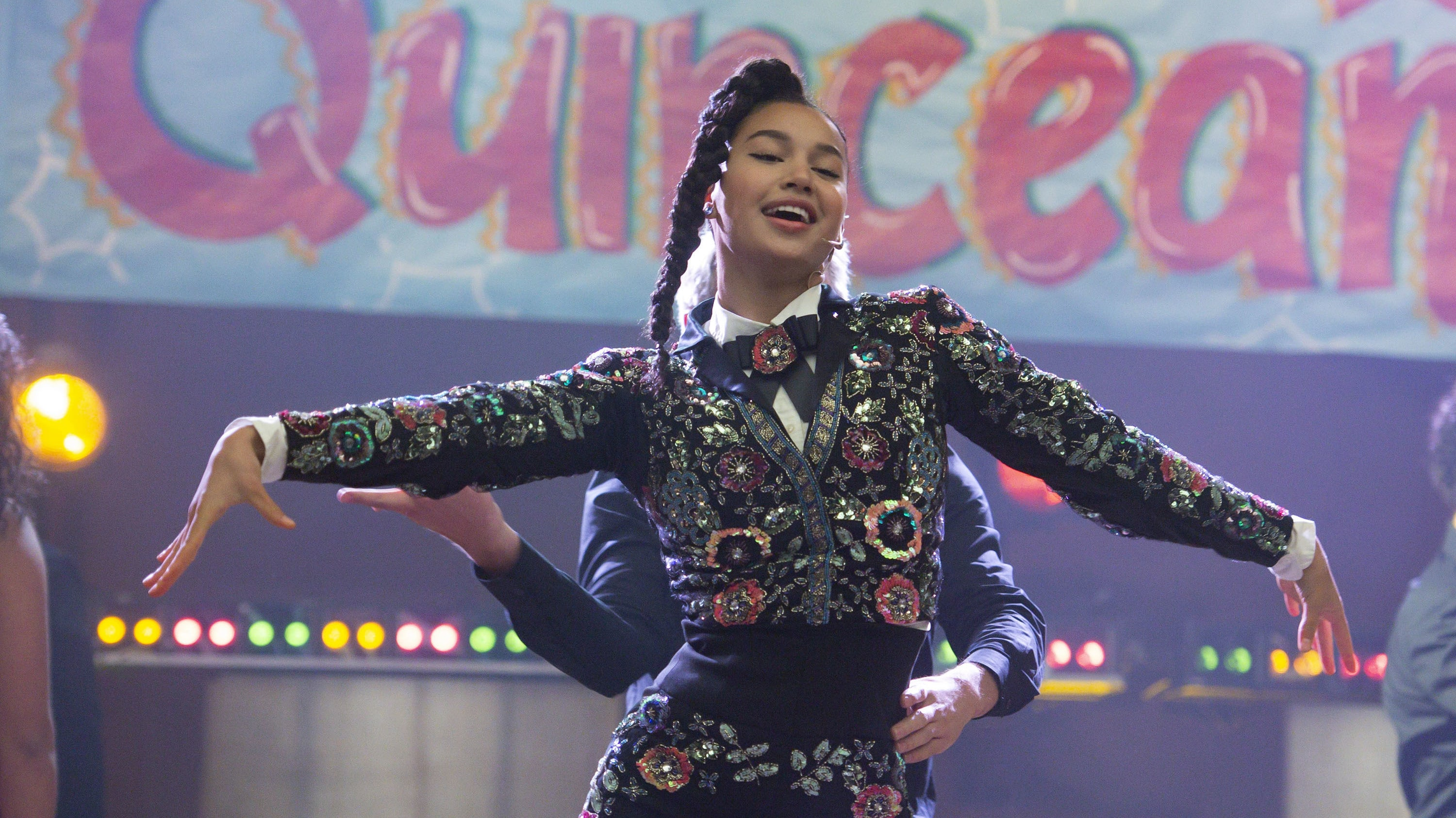 """HIGH SCHOOL MUSICAL: THE MUSICAL: THE SERIES - """"The Quinceañero"""" (Disney/Fred Hayes) SOFIA WYLIE"""