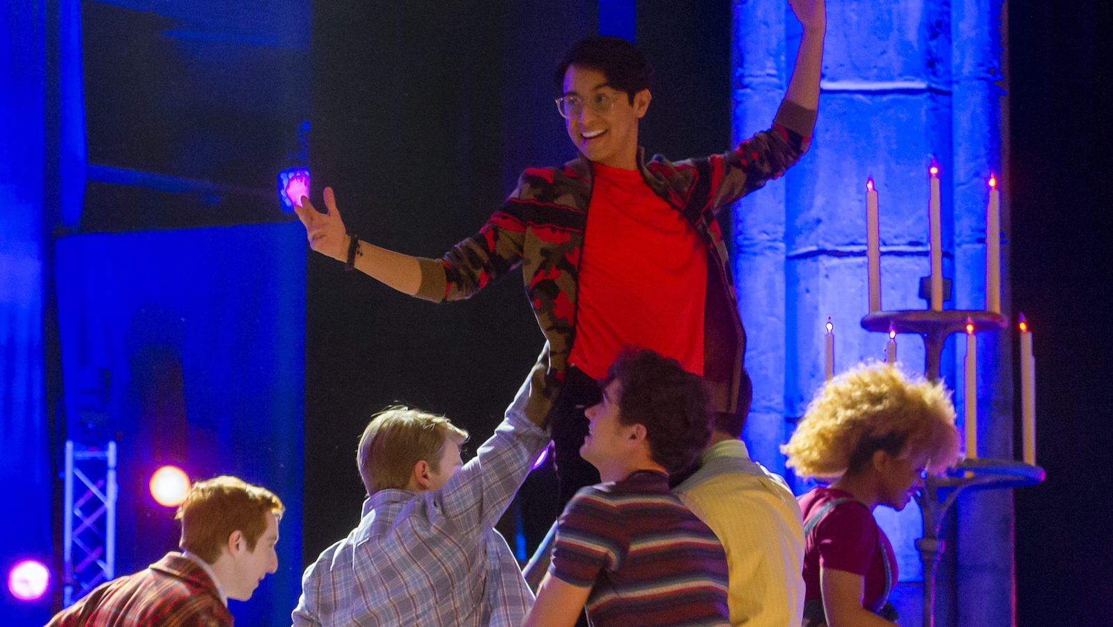 """HIGH SCHOOL MUSICAL: THE MUSICAL: THE SERIES - """"The Field Trip"""" (Disney/Fred Hayes) FRANKIE A. RODRIGUEZ"""