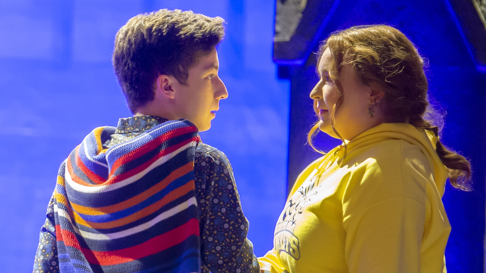 """HIGH SCHOOL MUSICAL: THE MUSICAL: THE SERIES - """"The Field Trip"""" (Disney/Fred Hayes) ANDREW FELDMAN, JULIA LESTER"""