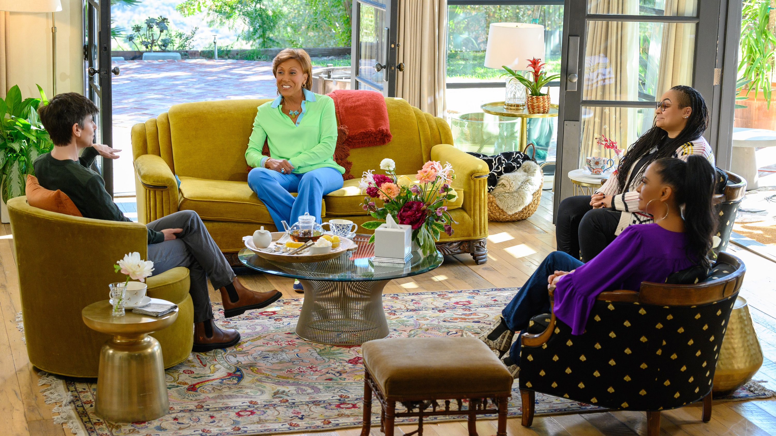 Disney+ To Debut New Original Series 'Turning The Tables With Robin Roberts,' On Friday, July 30
