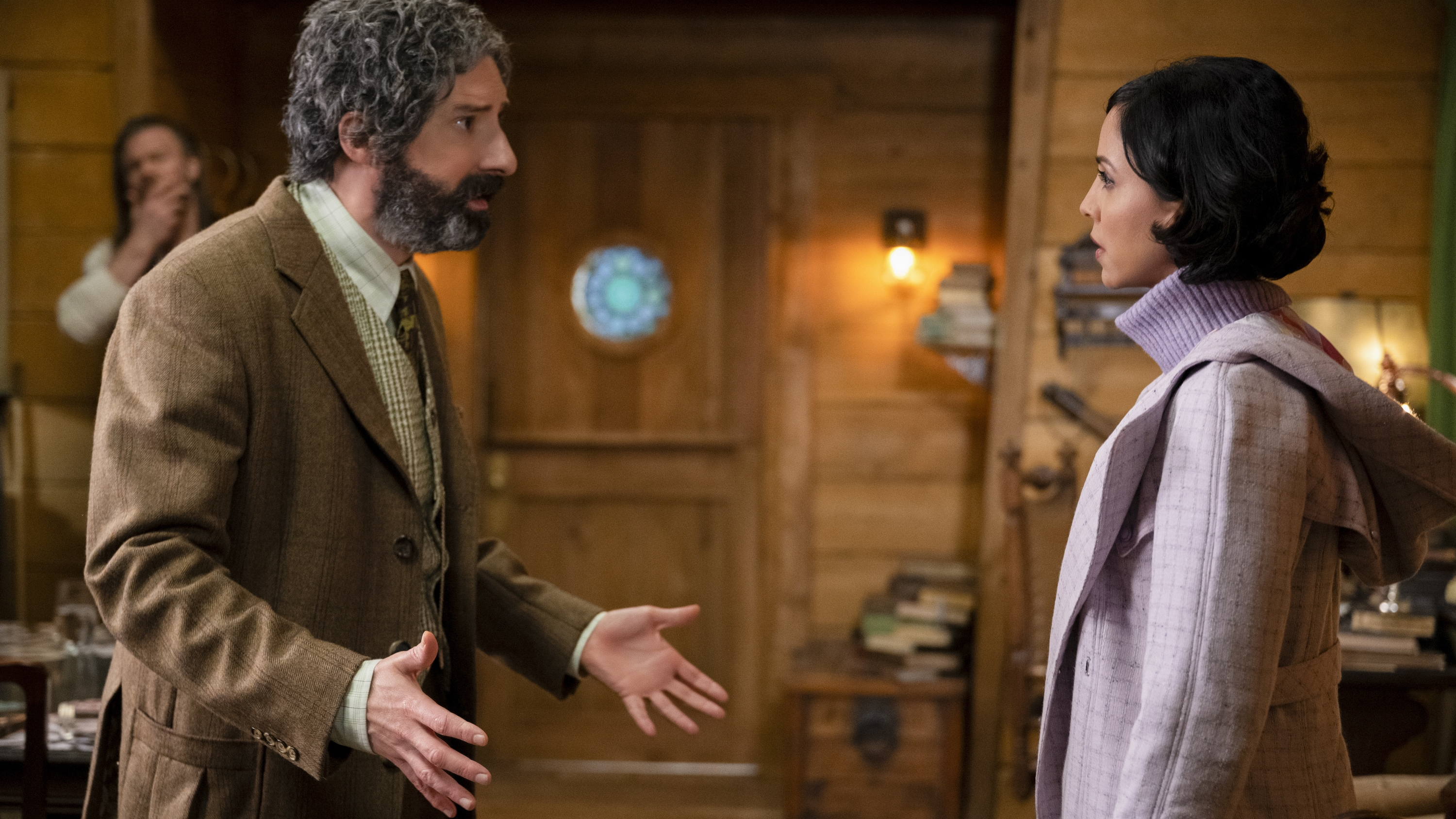 """MYSTERIOUS BENEDICT SOCIETY - """"The Art Of Conveyance & Round-Trippery"""" (Disney/Diyah Pera) TONY HALE, GIA SANDHU"""