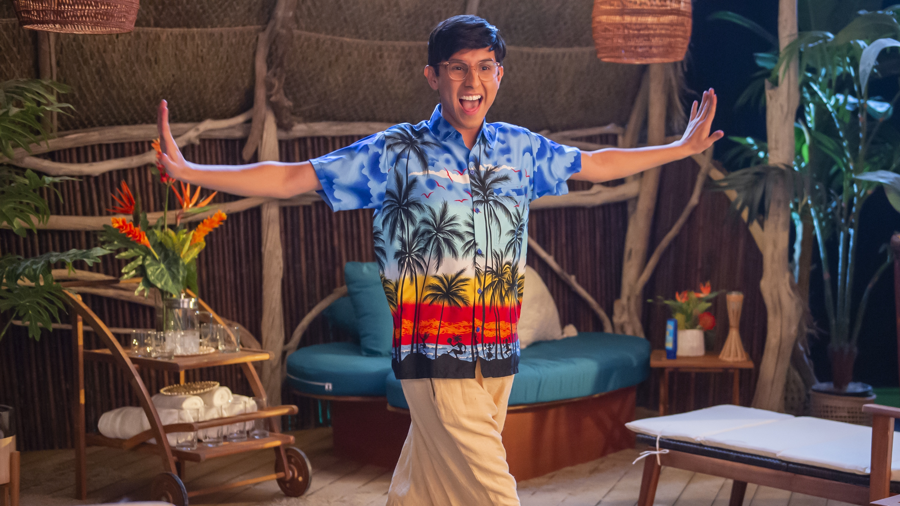 """HIGH SCHOOL MUSICAL: THE MUSICAL: THE SERIES - """"Spring Break"""" (Disney/Fred Hayes) FRANKIE A. RODRIGUEZ"""