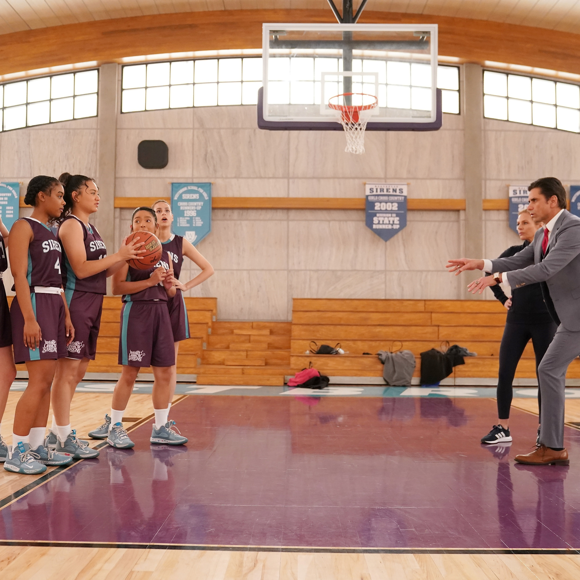 """Disney+ Original Series """"Big Shot"""" Is Back On The Court With John Stamos For Season Two"""