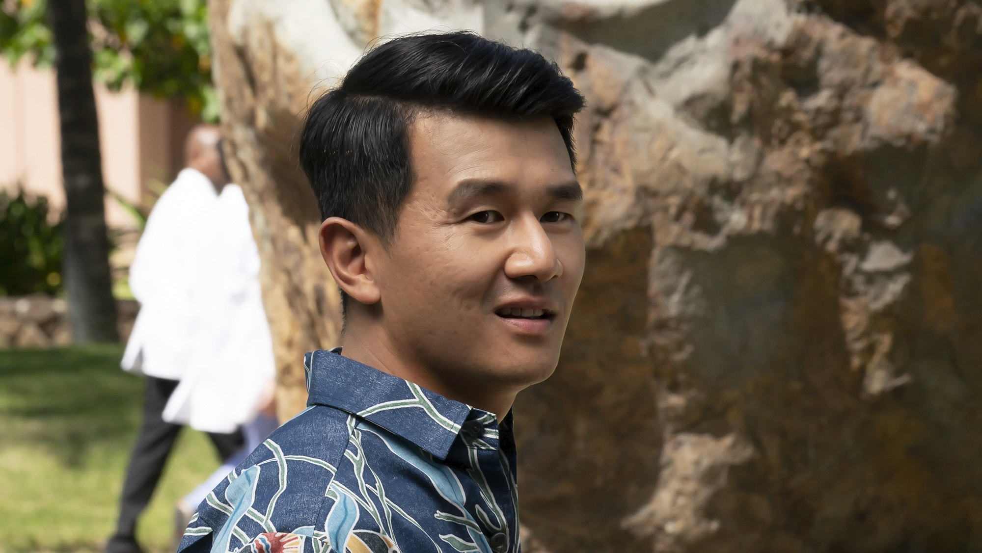 """Ronny Chieng as """"Dr. Lee"""""""
