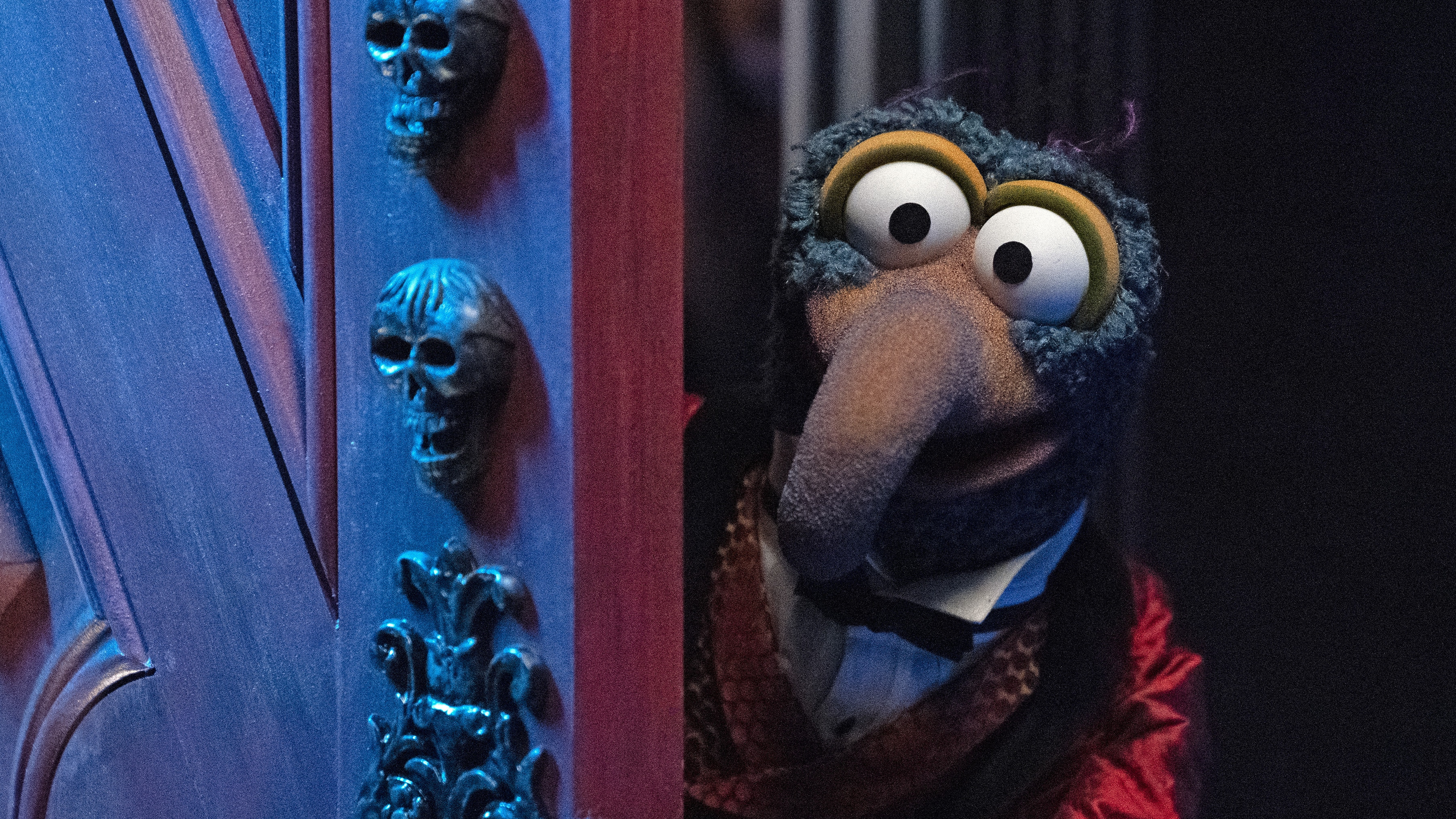 """It's Time To Fright The Frights In The New """"Muppets Haunted Mansion"""" Trailer, Streaming Exclusively On Disney+ October 8"""