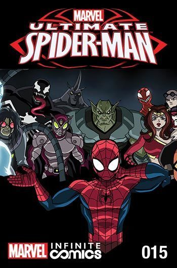Ultimate Spider-man (2015) #15: Crime Week (Part 4)