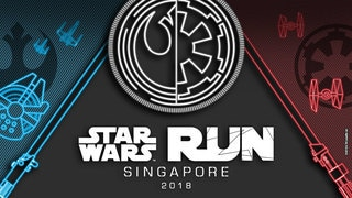 Sign up now for Star Wars™ Run Singapore 2018!