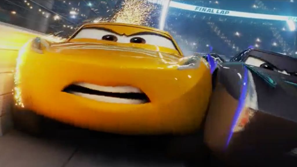 คลิปพิเศษ Rearview Replay: ครูซ รามิเรซ ตีลังกา 360 องศา | Racing Sports Network by Disney•Pixar Cars