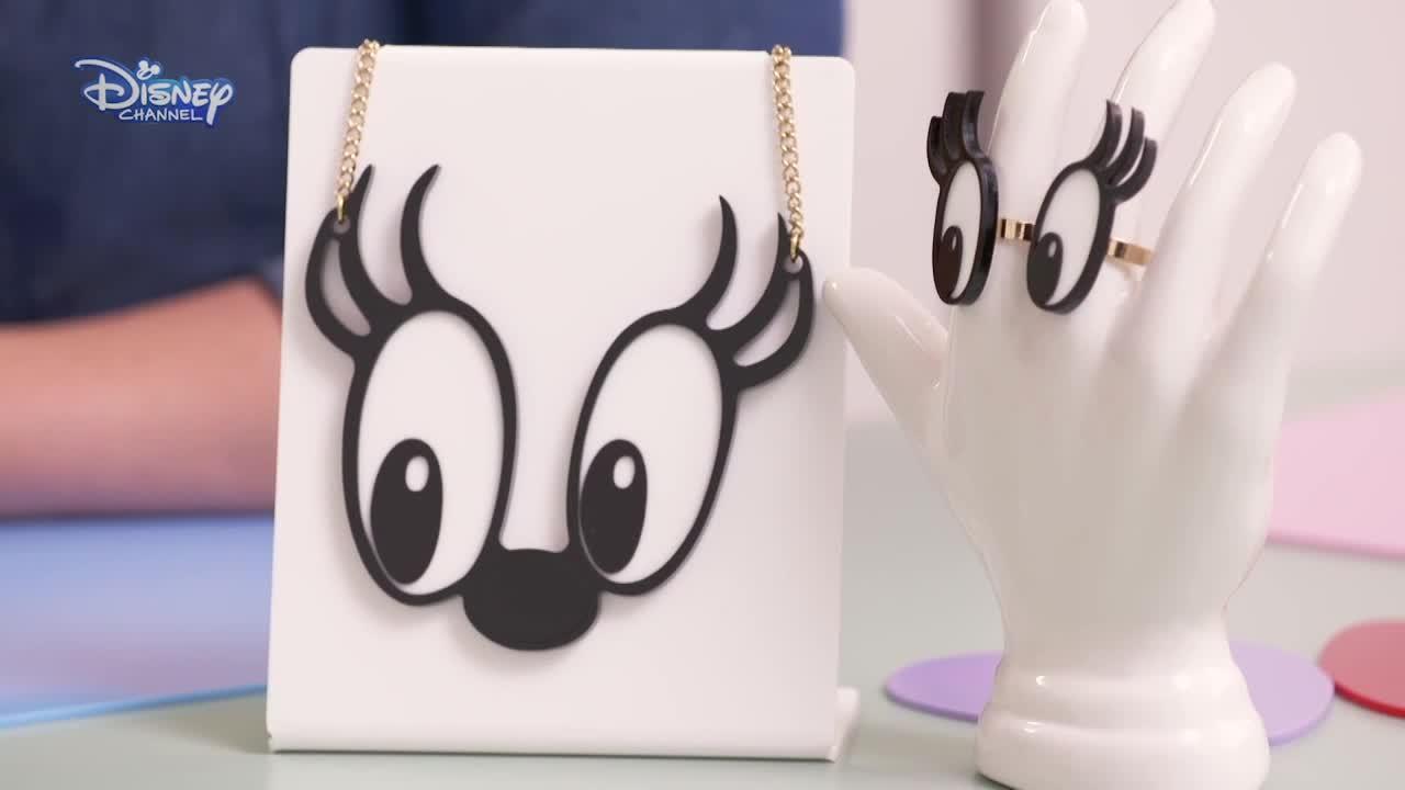 Módní výzva Minnie - Šperky