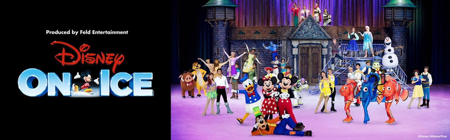Disney on Broadway - Disney On Ice - Hero