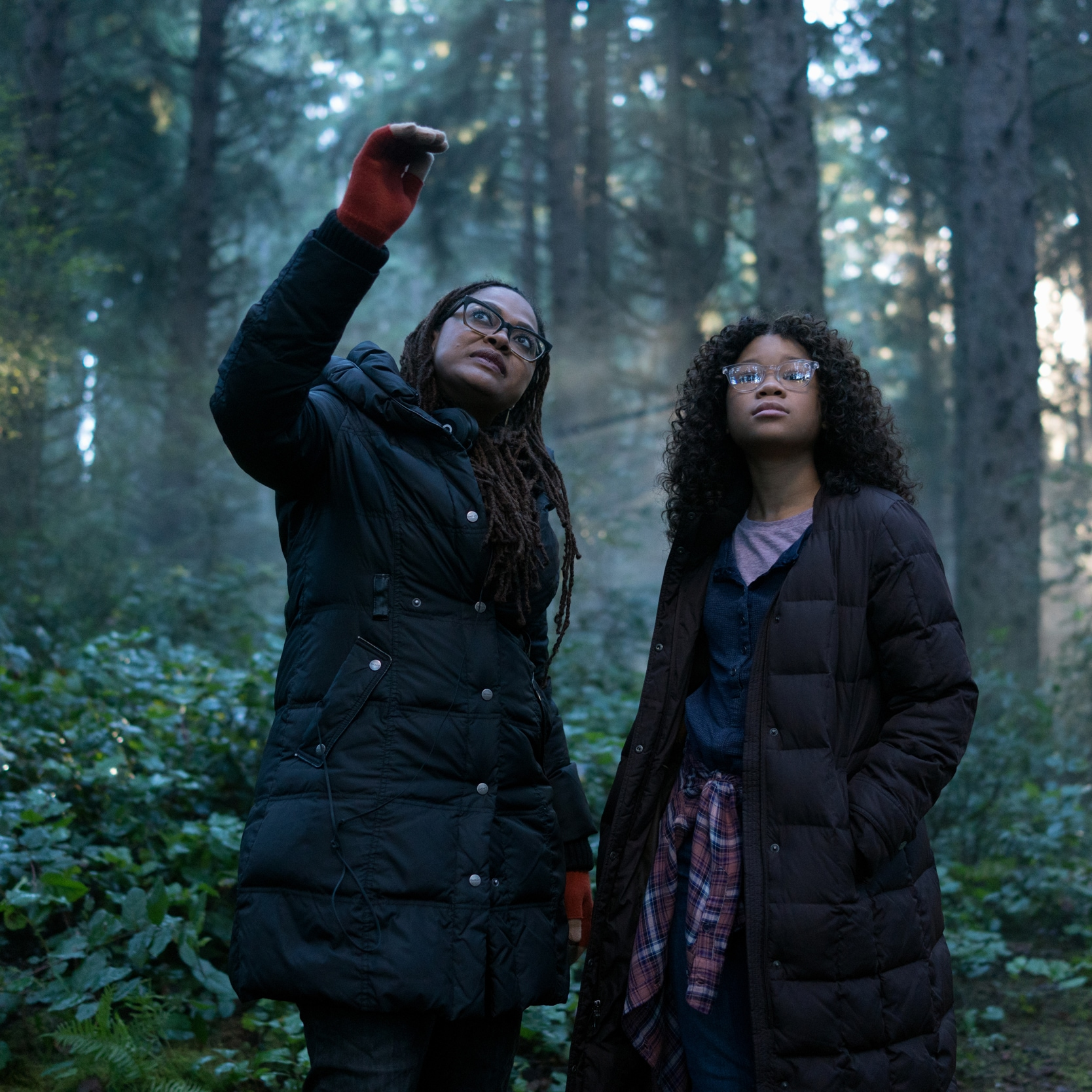 Everything We Learned From Oprah, Reese, Ava, and More on the Set of A Wrinkle In Time