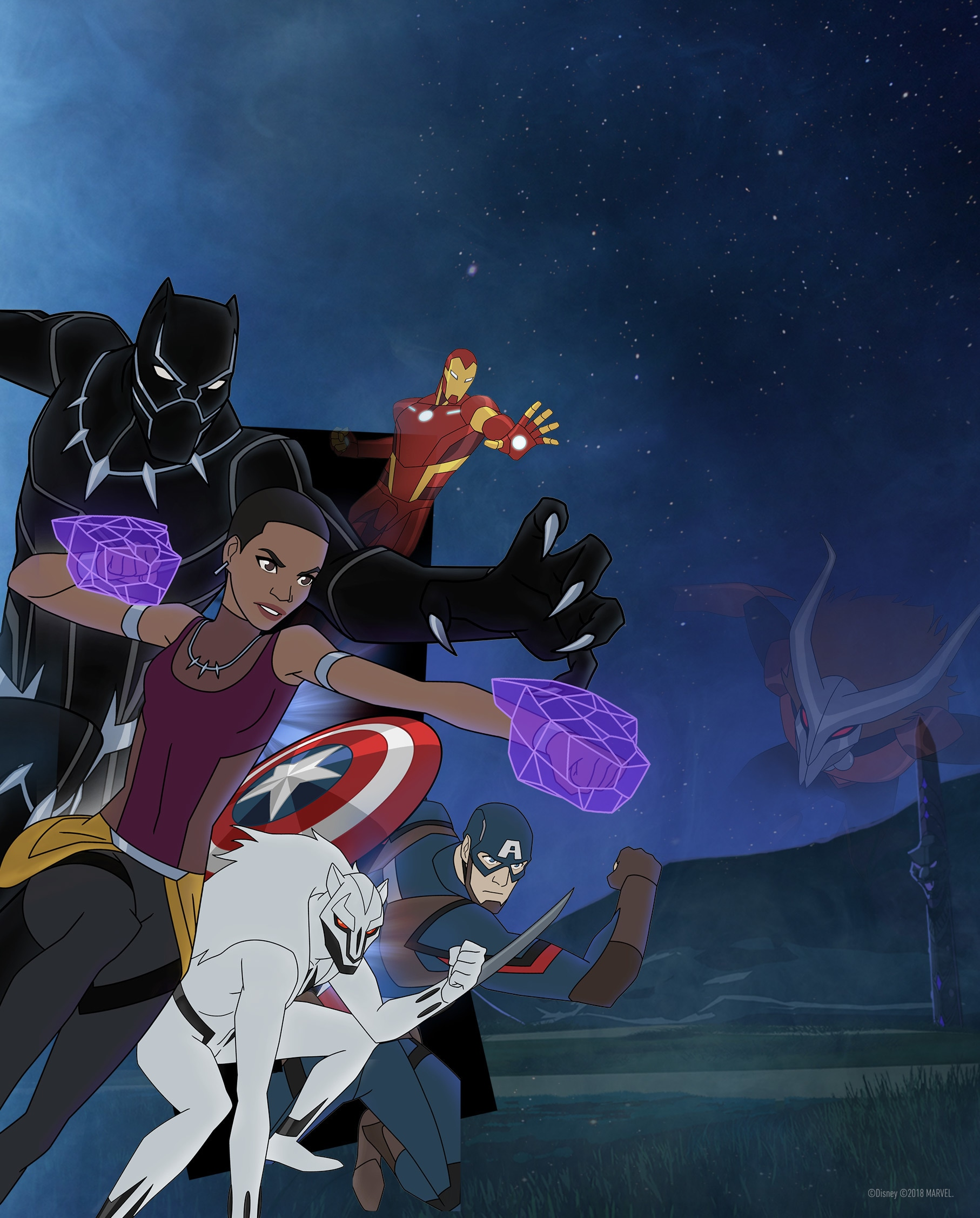 Avengers Assemble: Black Panther's Quest | TV
