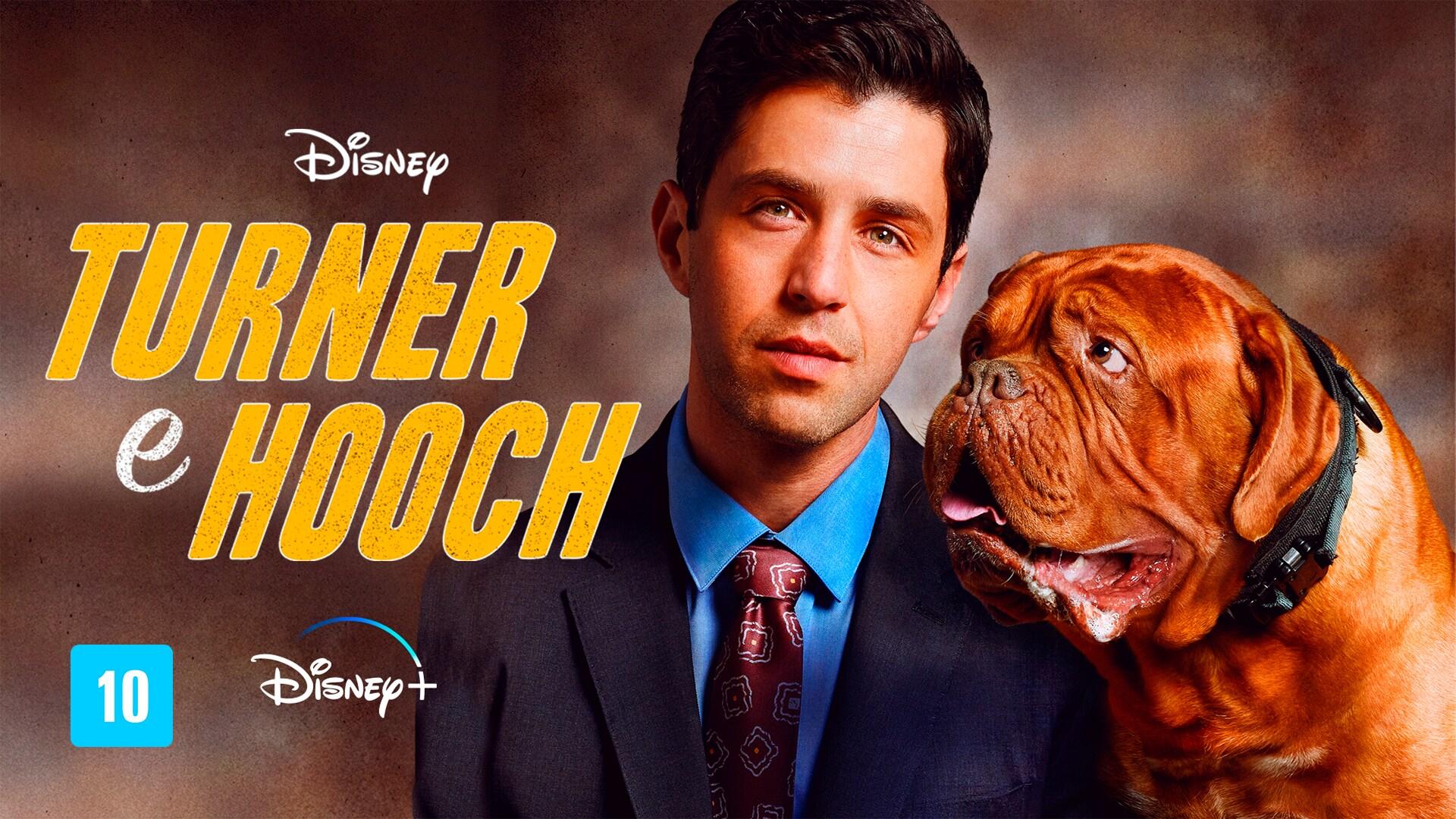 Turner e Hooch  - Só no Disney+