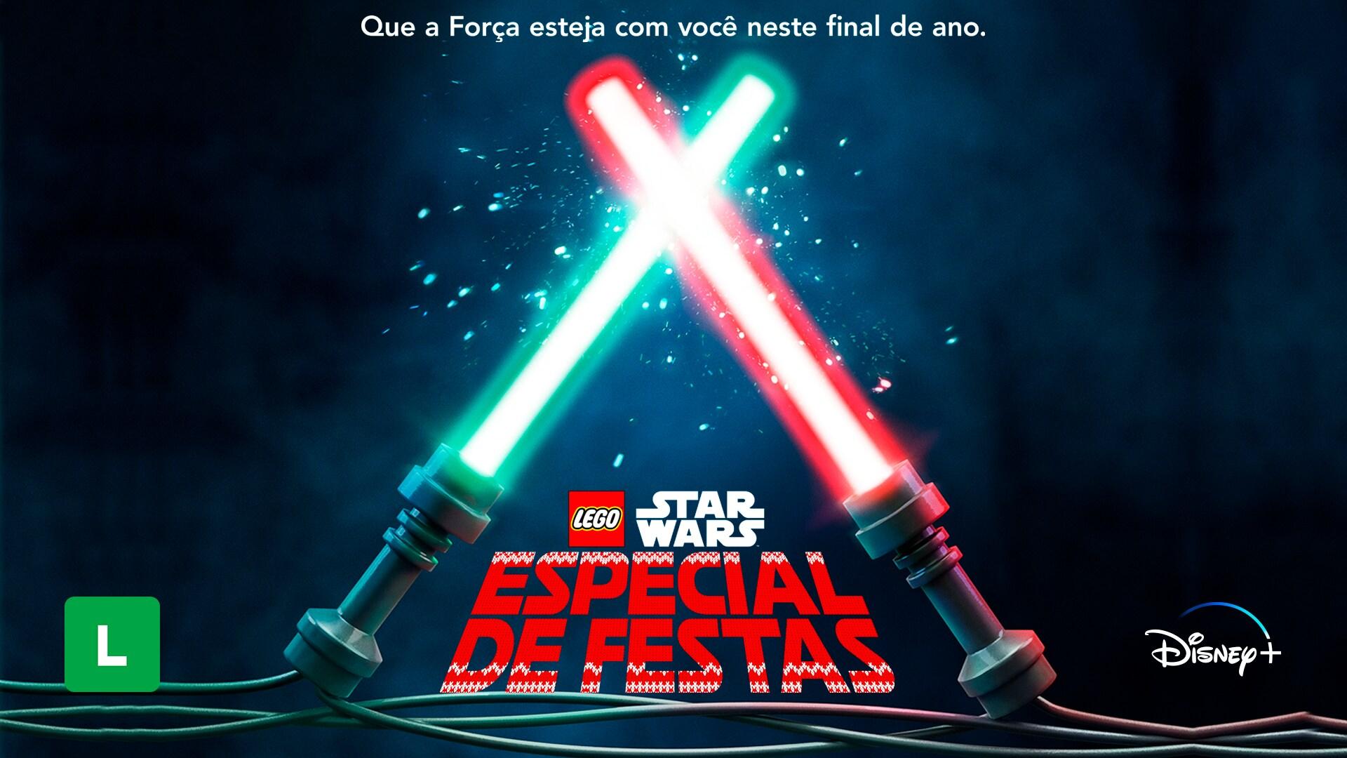 LEGO Star Wars: Especial de Festas Trailer