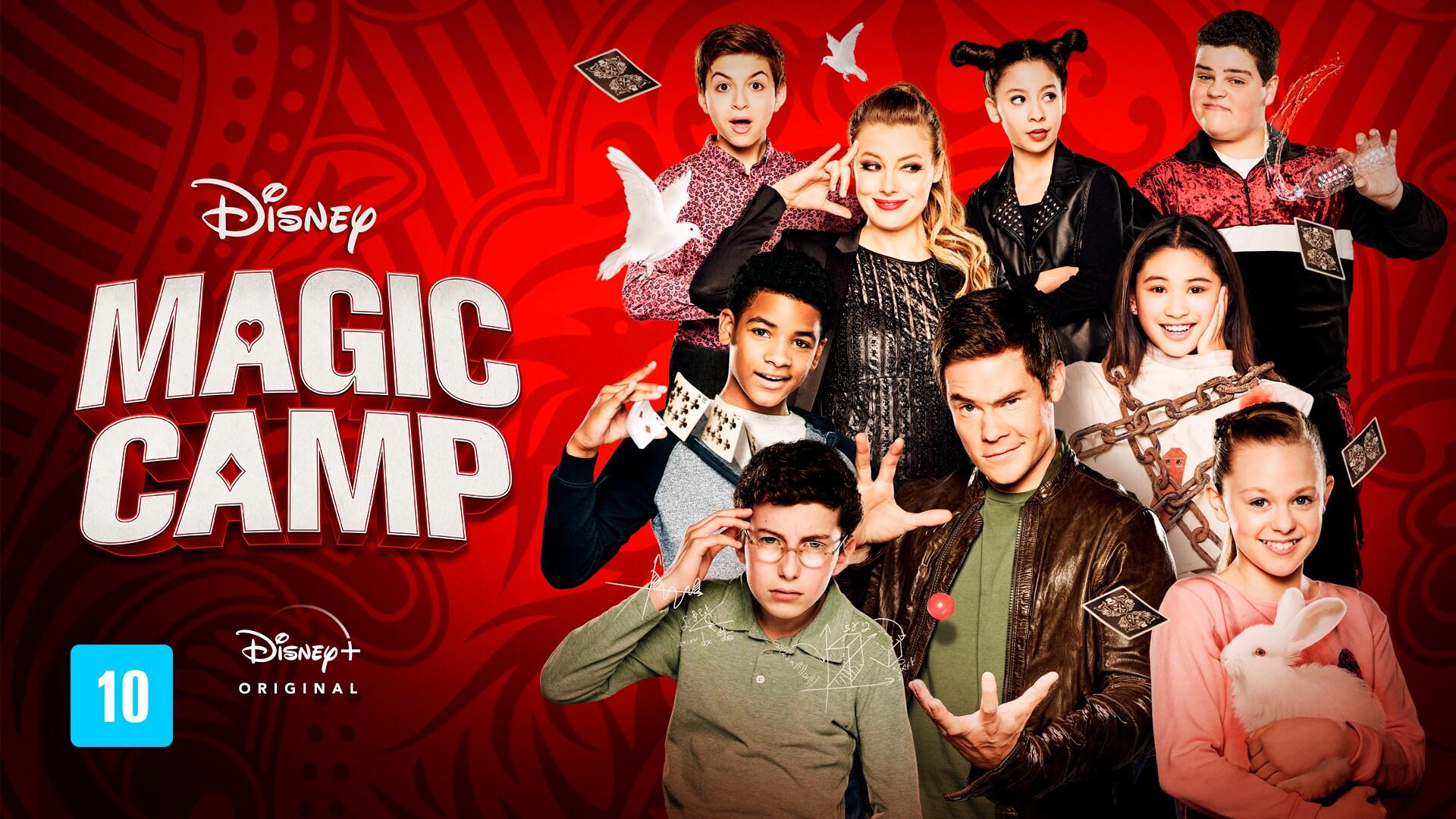 Magic Camp   Disponível no Disney+