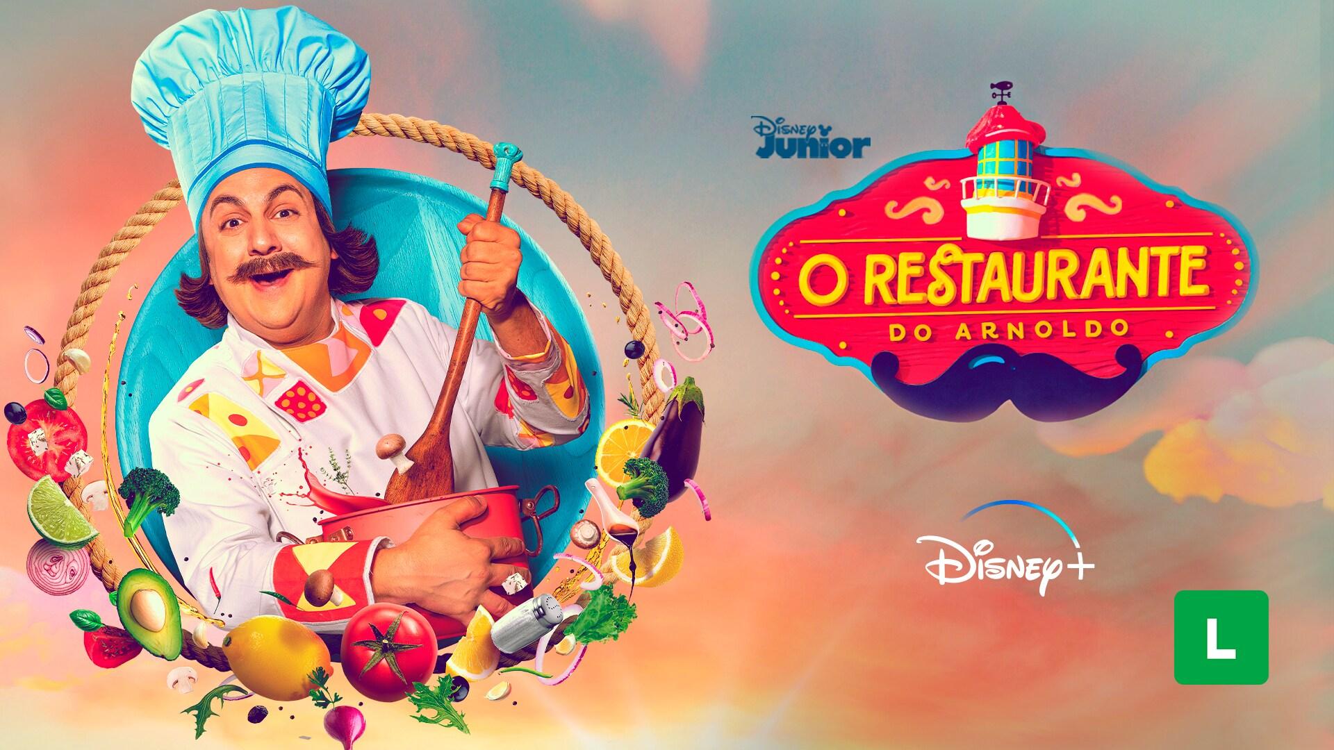 O Restaurante do Arnoldo | Disponível no Disney+