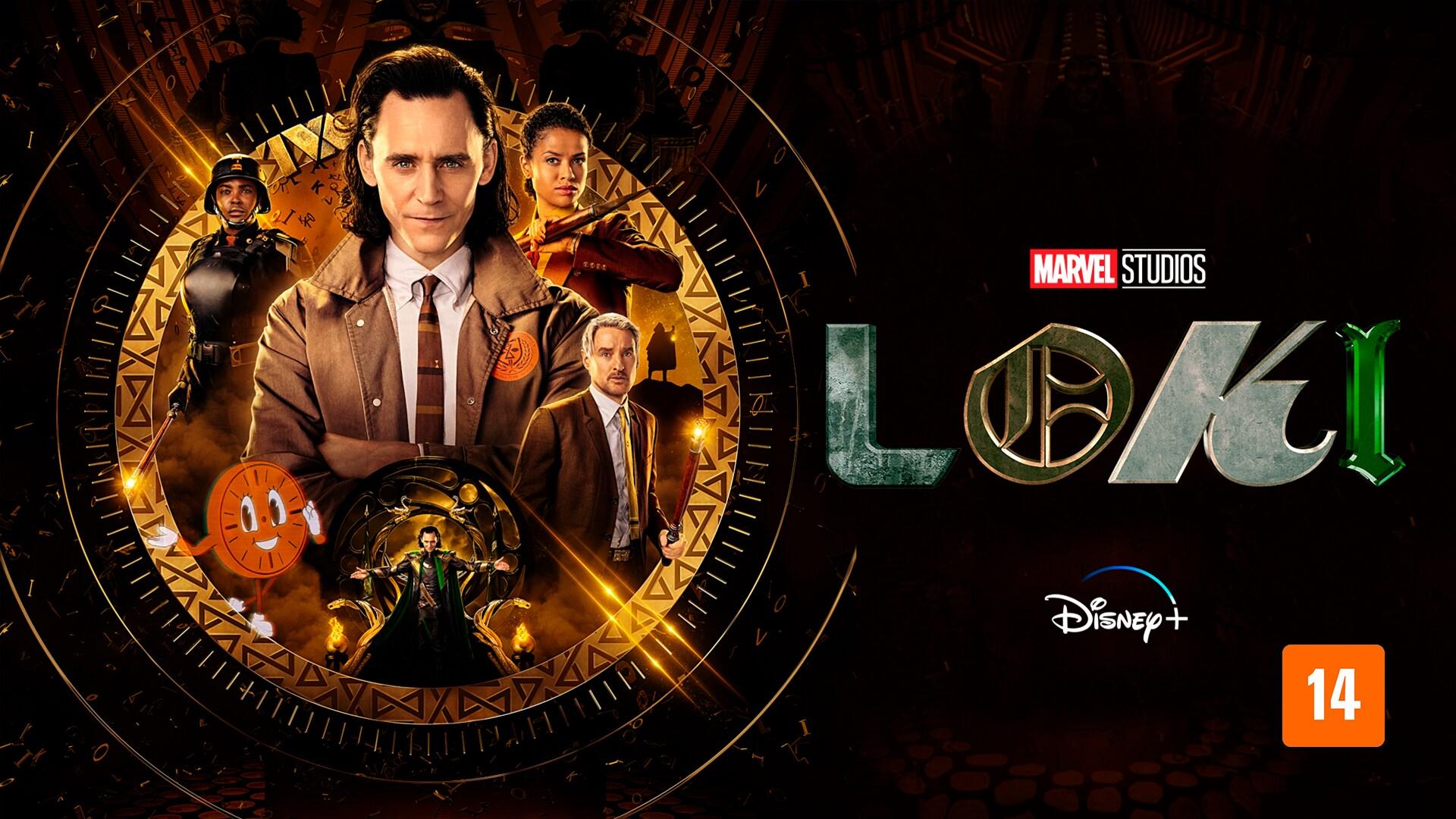 Loki | Disponível no Disney+