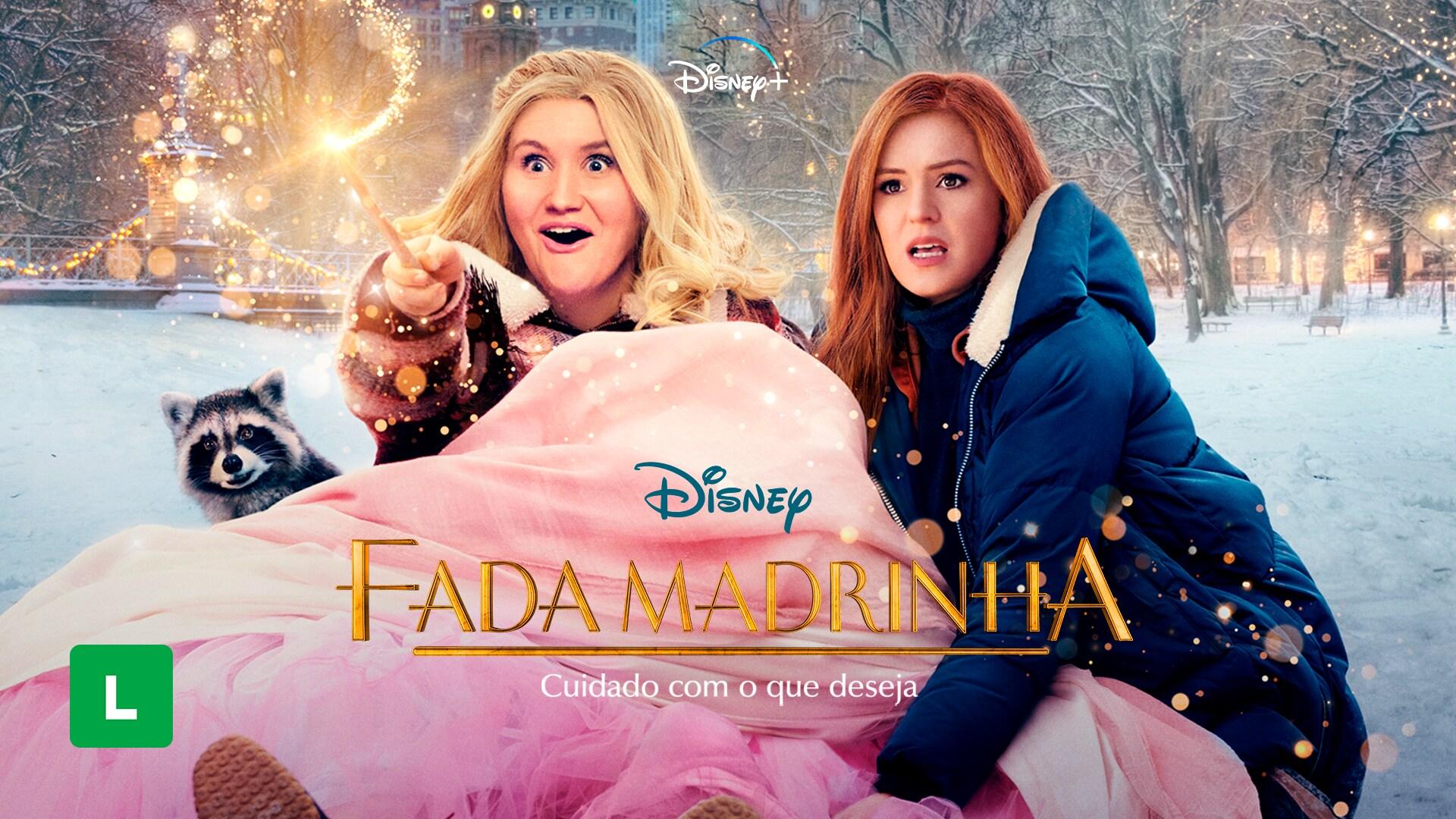 Fada Madrinha Trailer