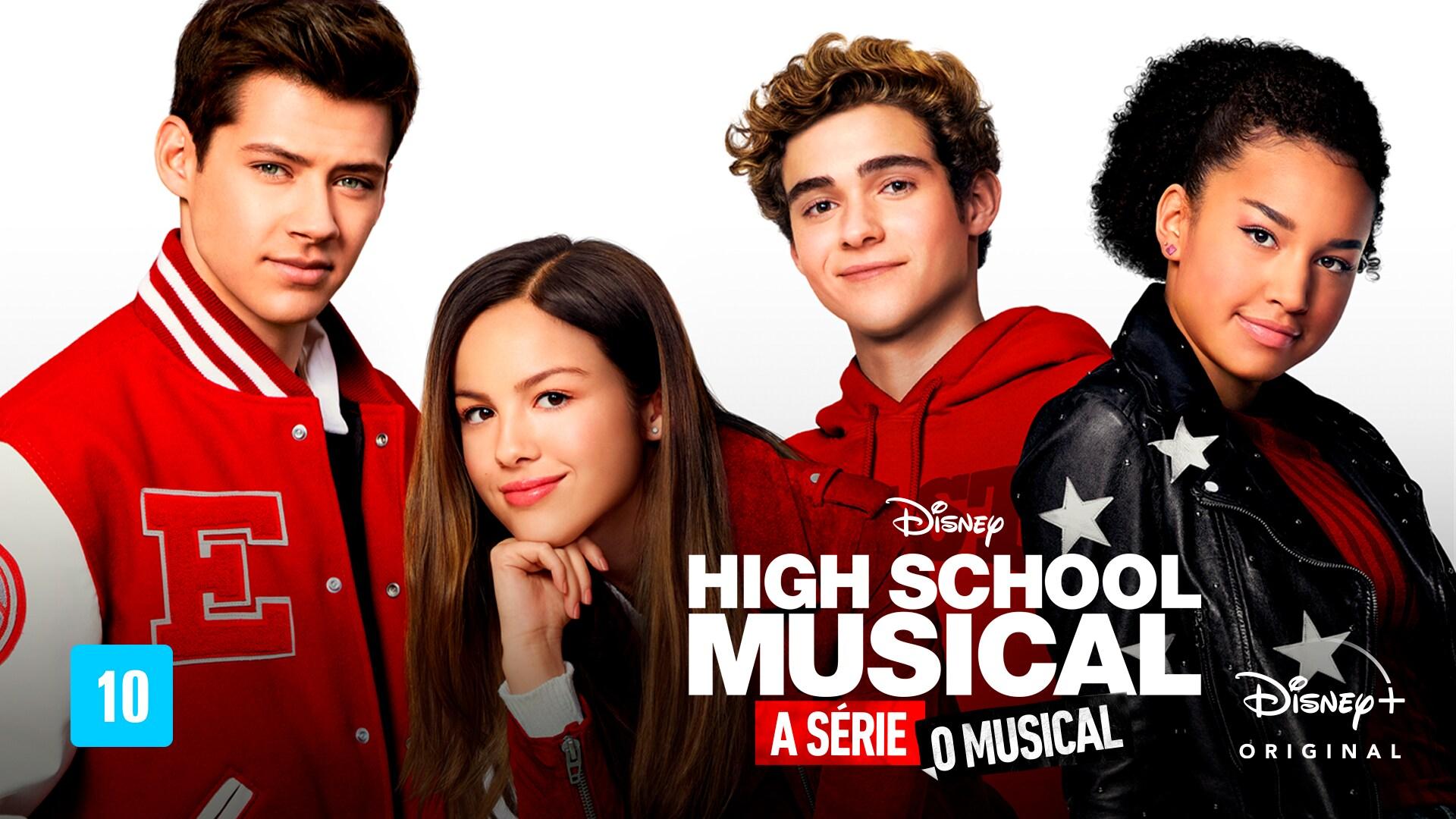 High School Musical: A Série: O Musical   Disponível no Disney+ a partir de 17 de novembro