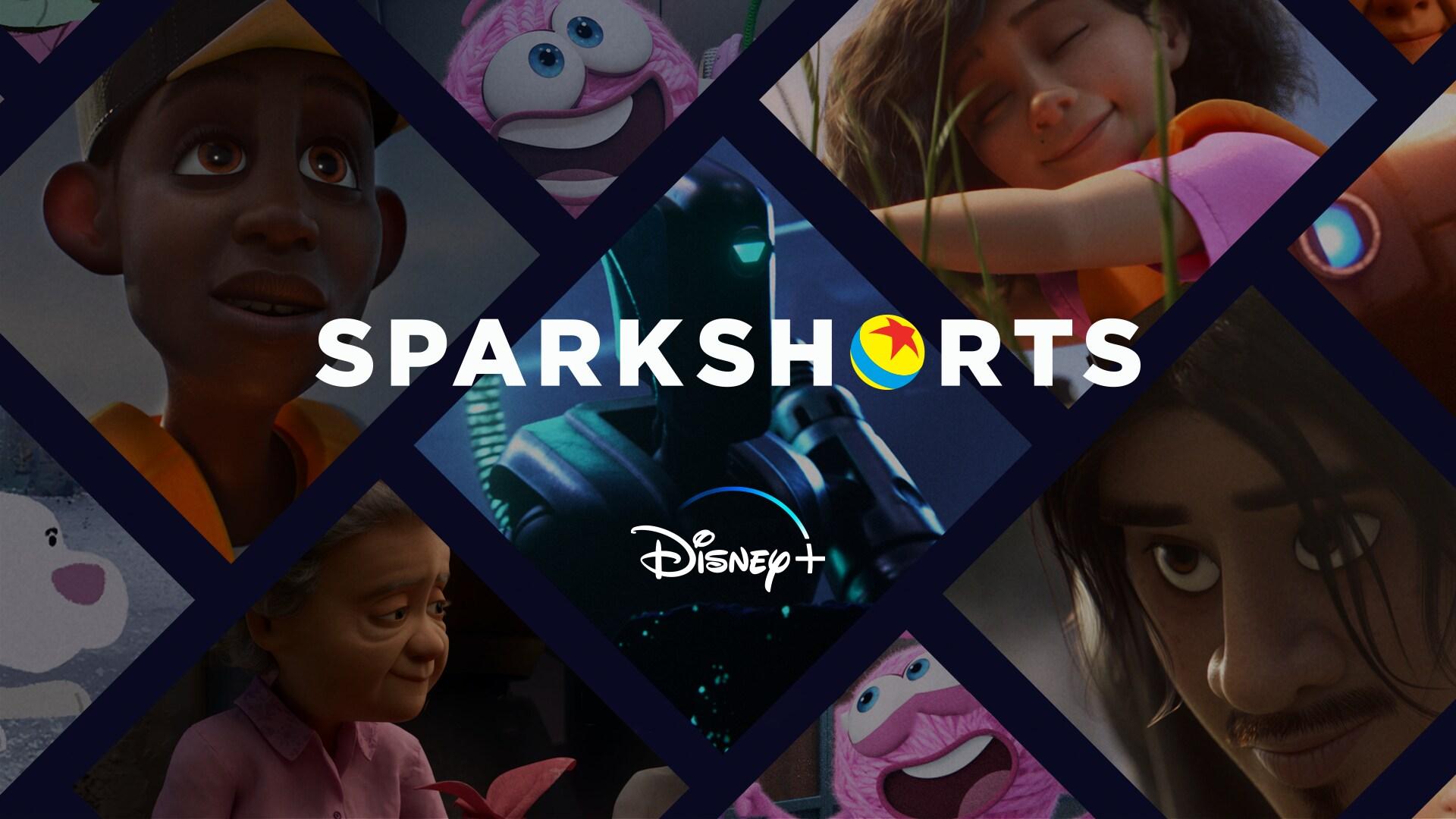 SparkShorts, os curtas mais inovadores da Pixar, estão no Disney+