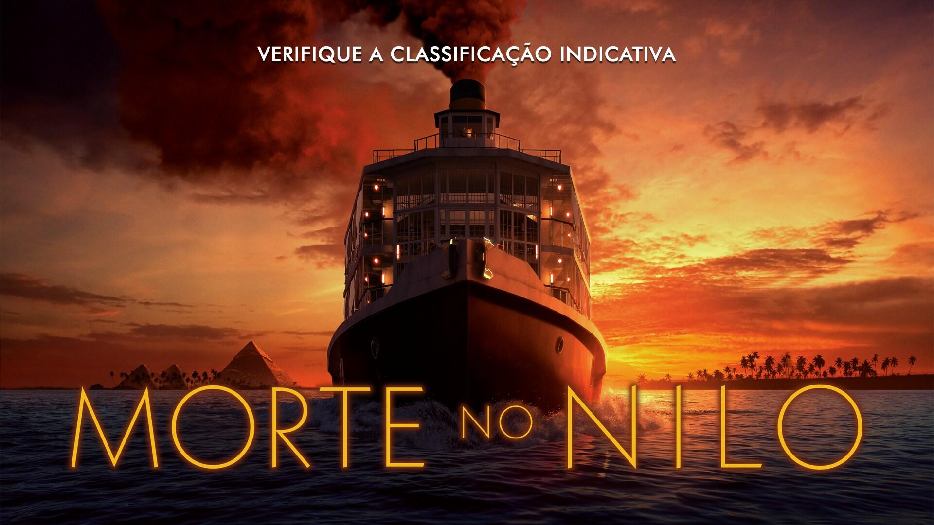 Morte no Nilo Trailer Presale