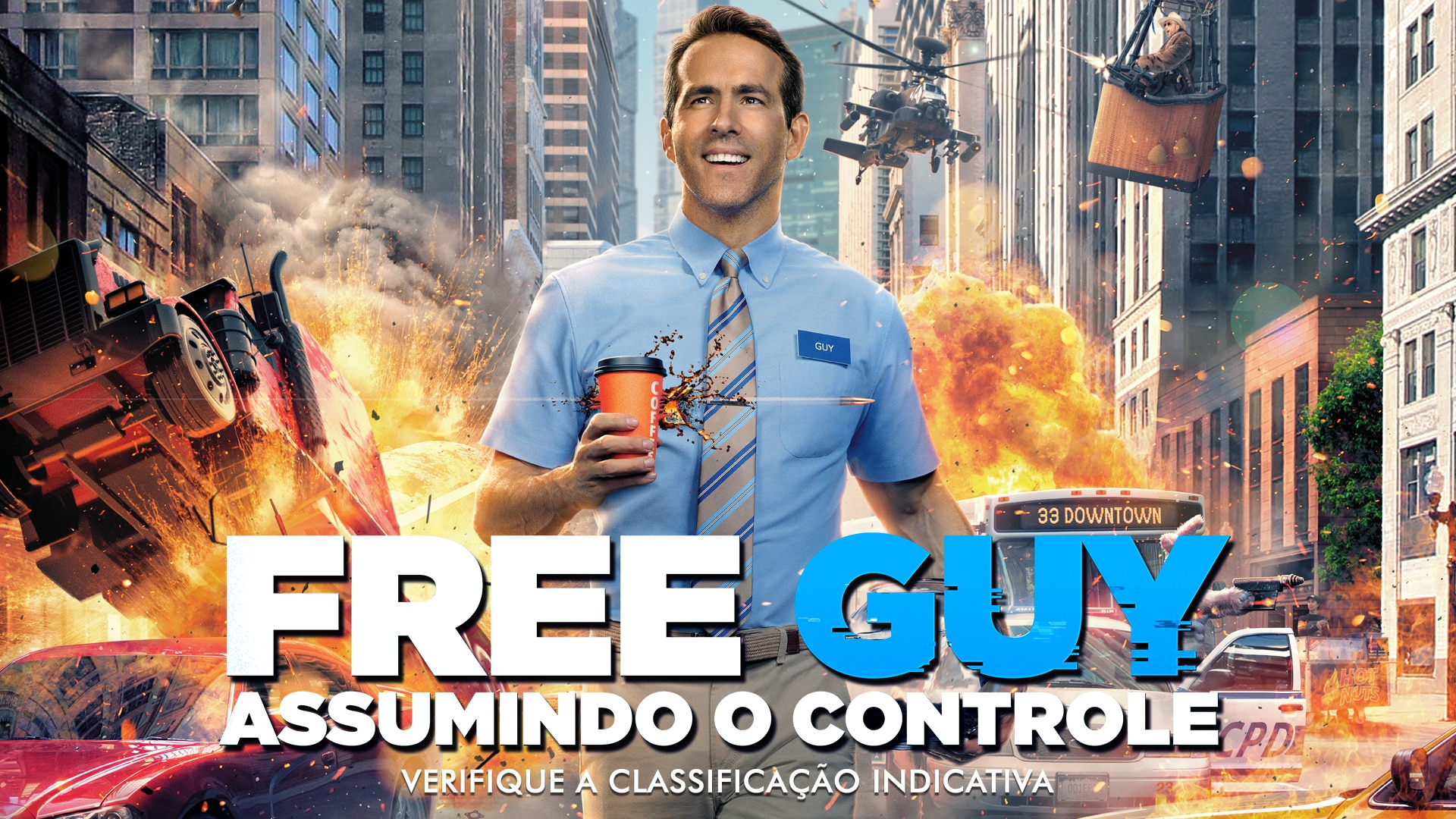 Free Guy Trailer Presale