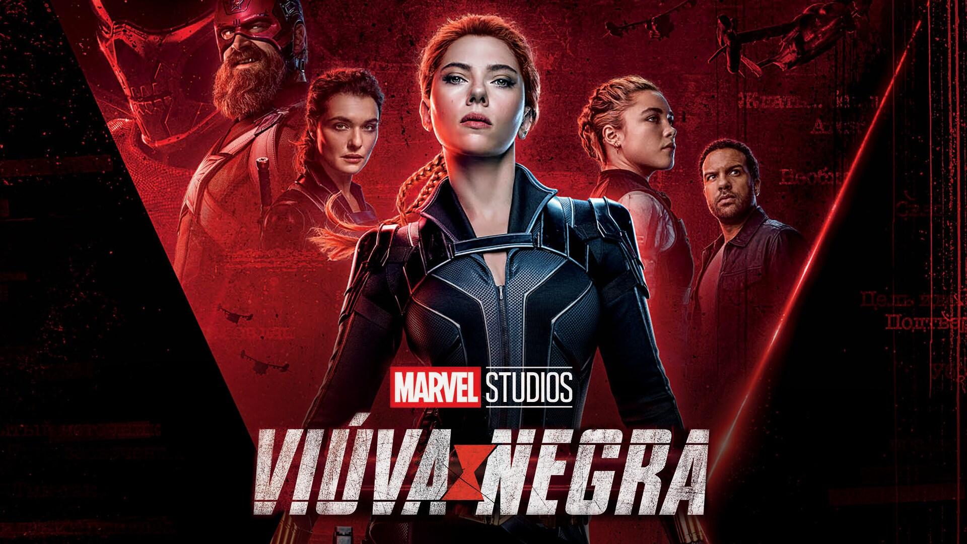Viúva Negra   Scarlett Johansson processa a Disney por lançamento do filme