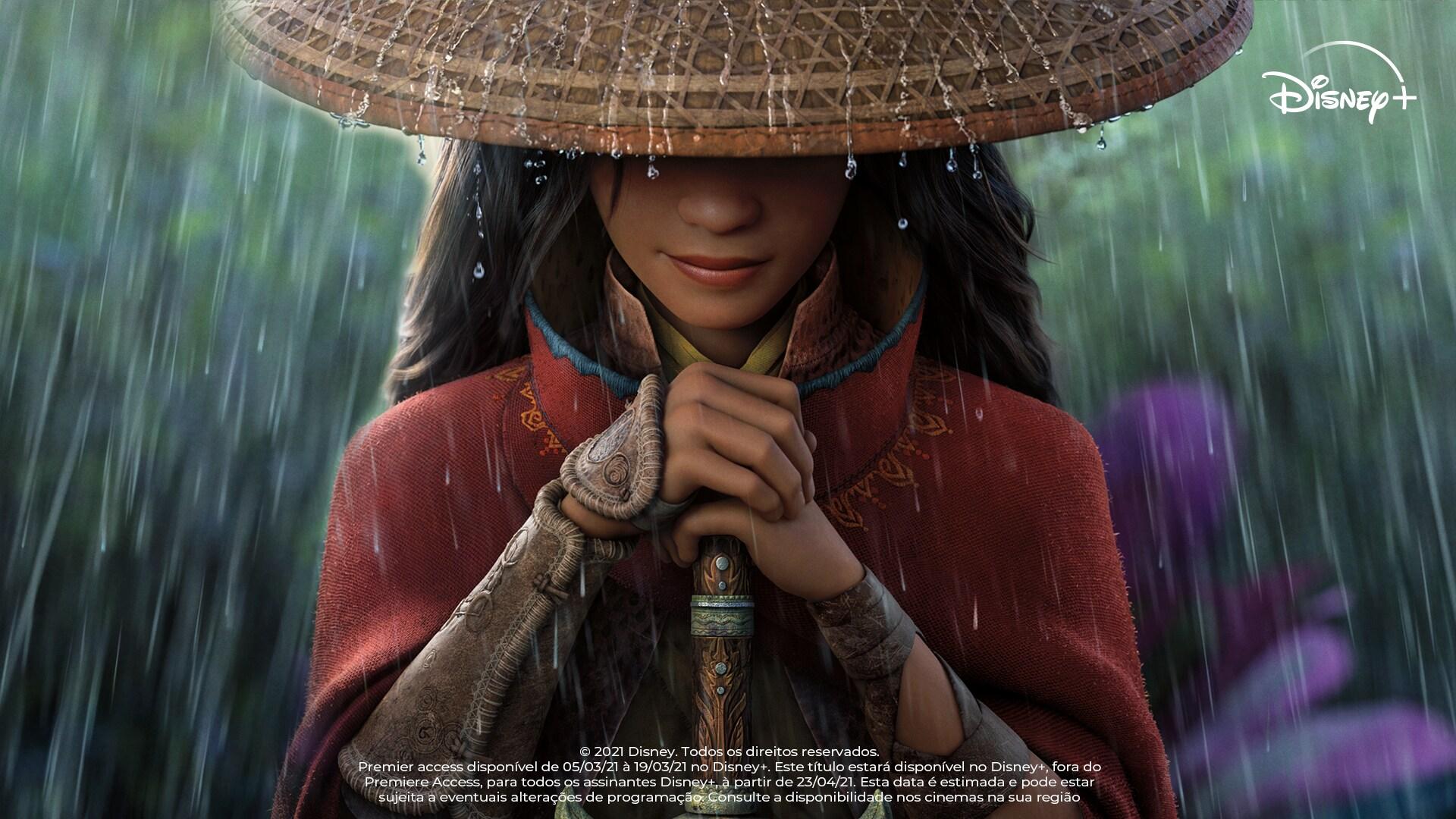 Raya Trailer CON PREVENTA Y PA