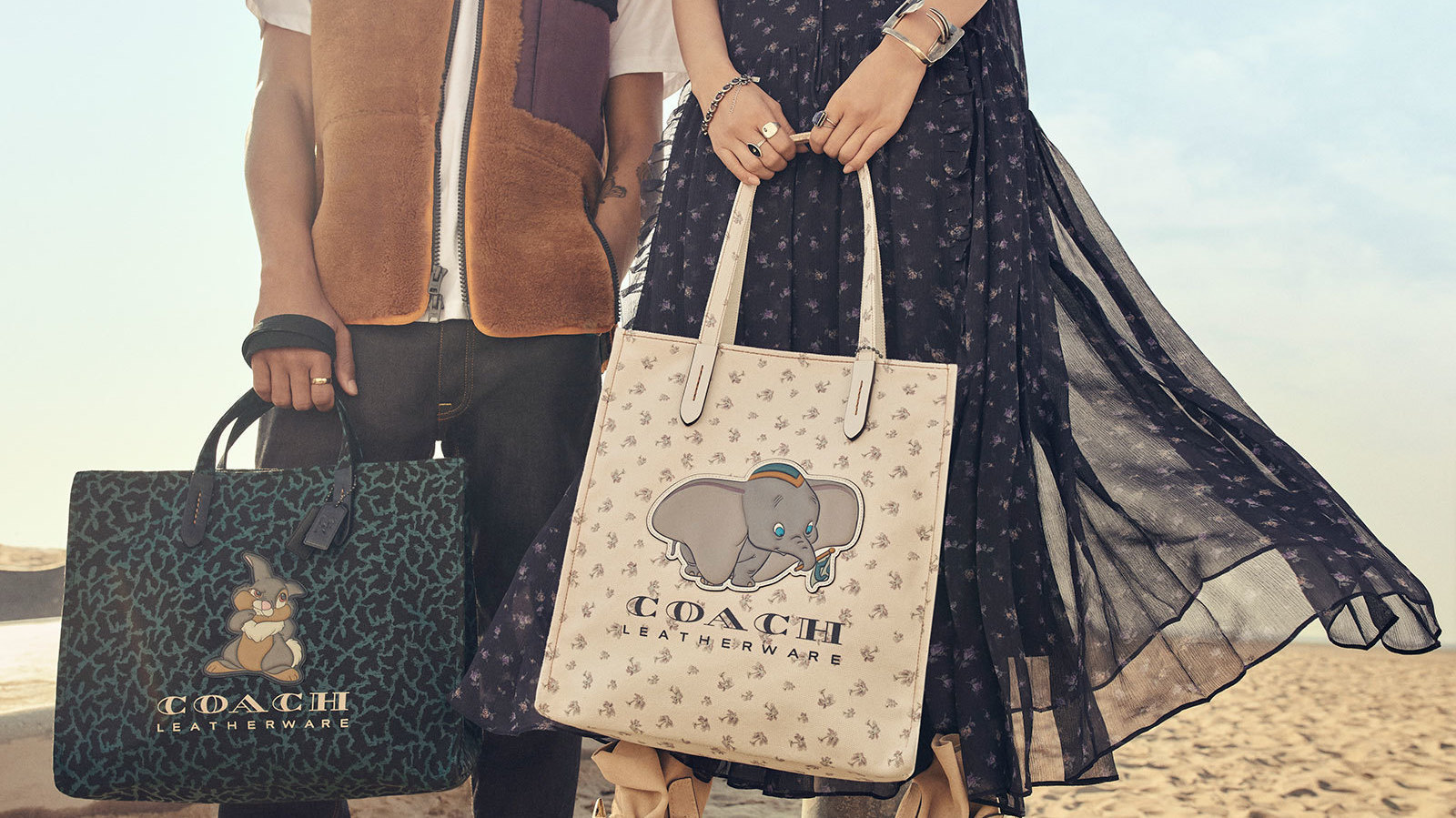 Bring on the Disney Classics in the New Coach Spring/Summer 2019 Collection