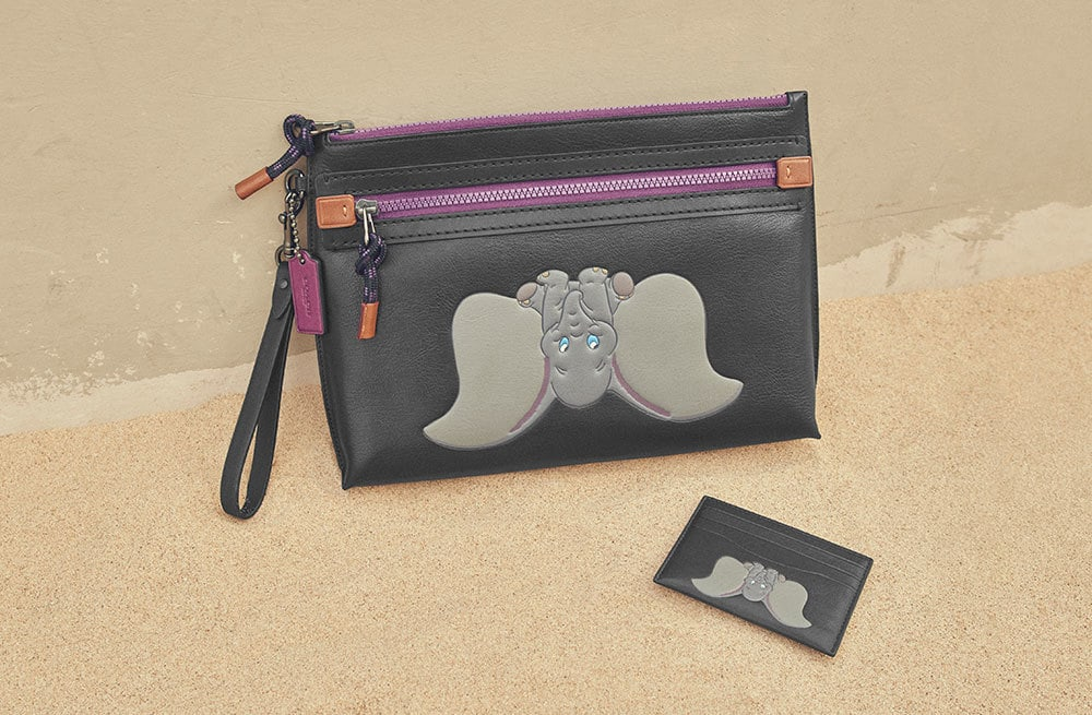 Products from the Disney x Coach Classics collection