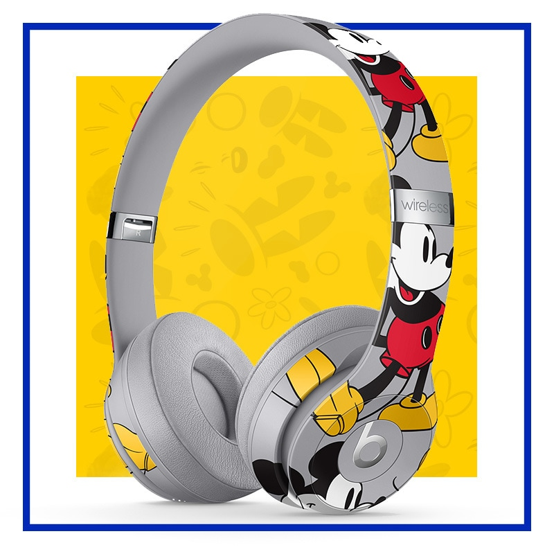 Mickey Mouse Beats by Dre Headphones