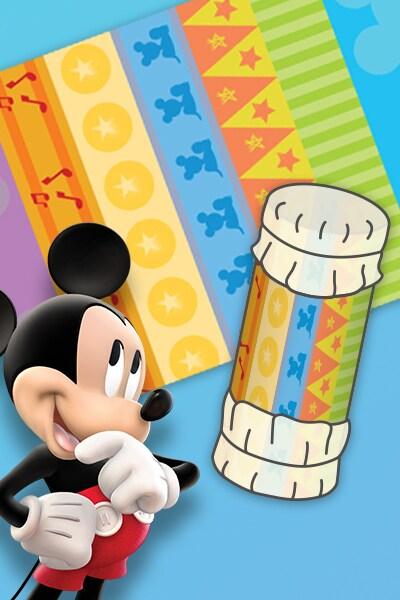 Faz um Super Shaker do Mickey