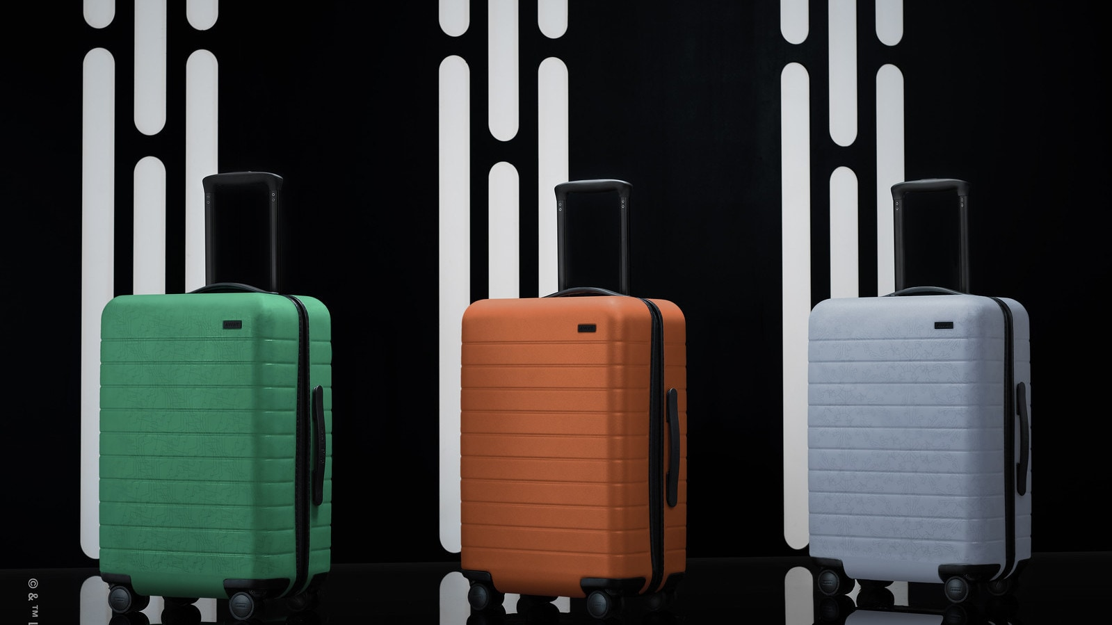 Travel Through Hyperspace With the New Star Wars x Away Collection