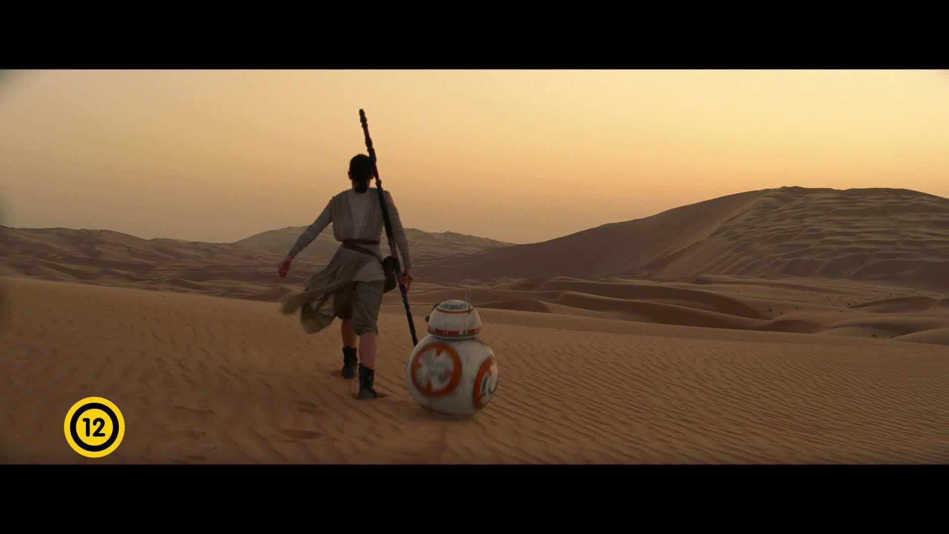 Star Wars: Az ébredő Erő - új előzetes