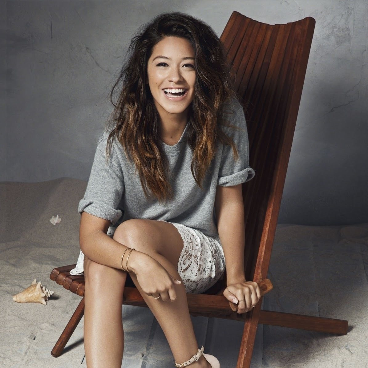 We Already Love Diary of a Female President, From Executive Producer Gina Rodriguez