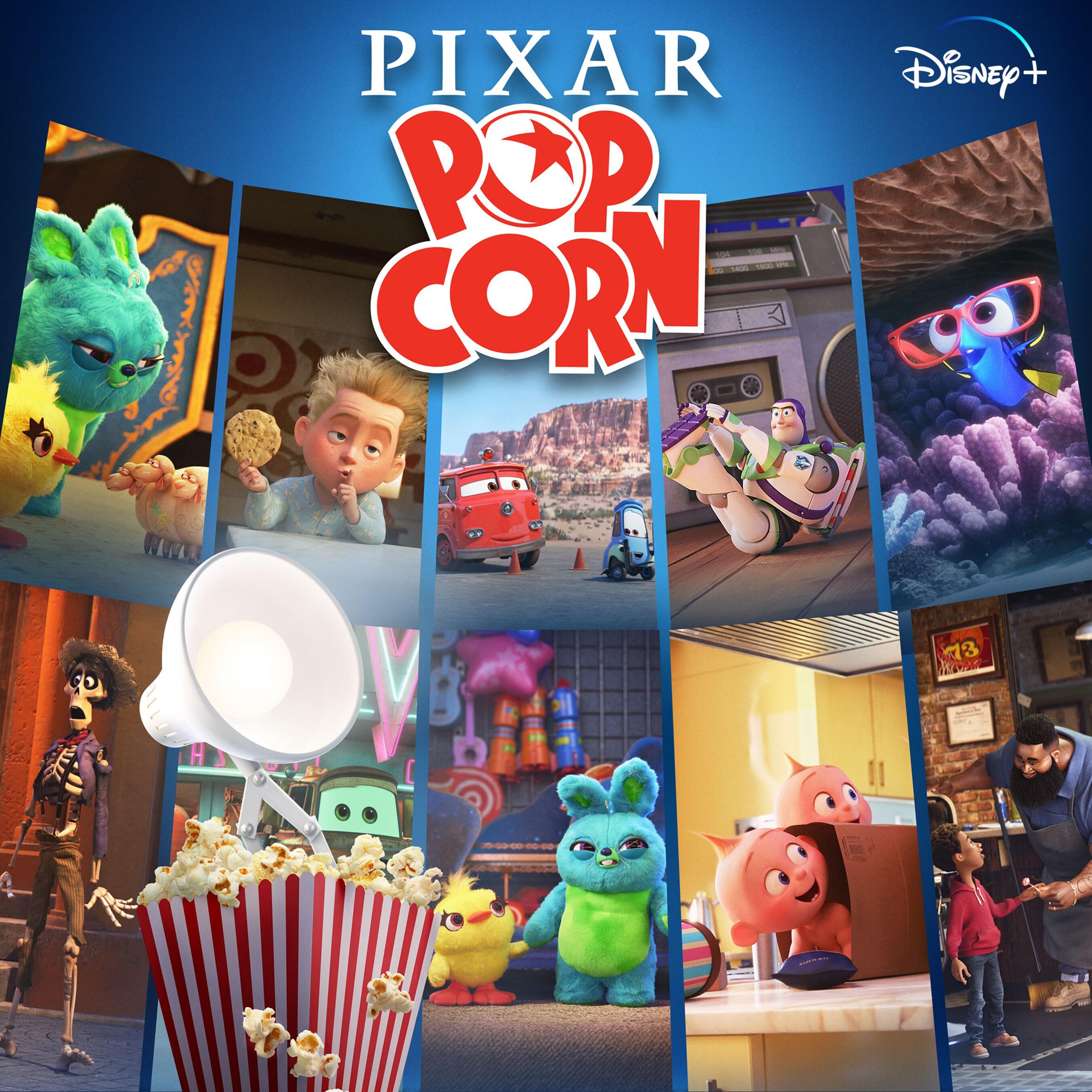 Pixar Pop Corn