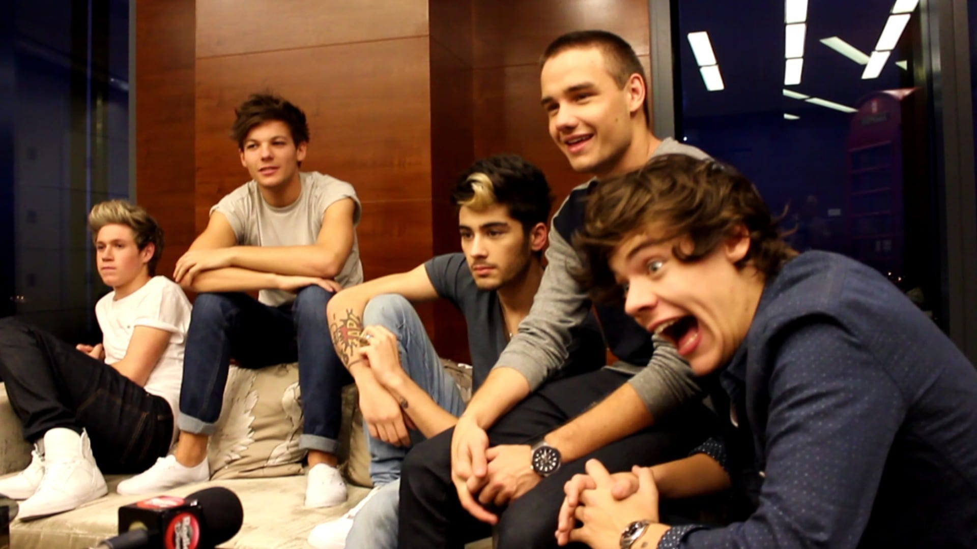 ONE DIRECTION: La Entrevista Perdida