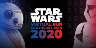 Star Wars Virtual Run: Are you ready for this epic event? Register Now