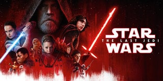 The wait is over. Get Your Tickets > Star Wars: The Last Jedi