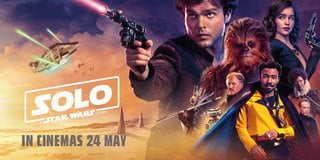 Solo: A Star Wars Story: In Cinemas 24 May
