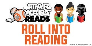 Star Wars Reads event is on October 20th at the Ayala Malls Circuit