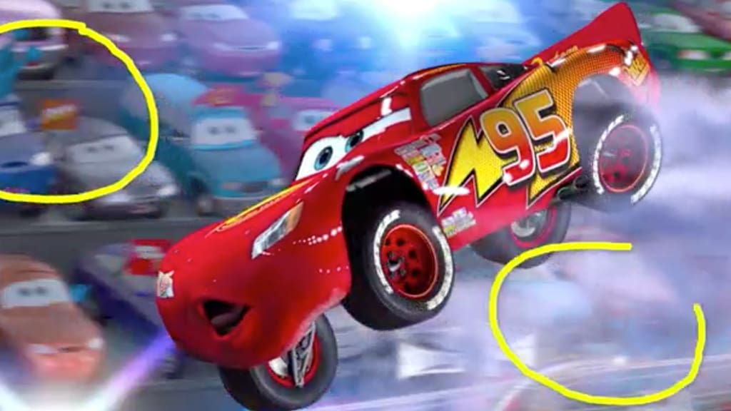 Replay - Lightning Catches Air | Racing Sports Network by Disney•Pixar Cars