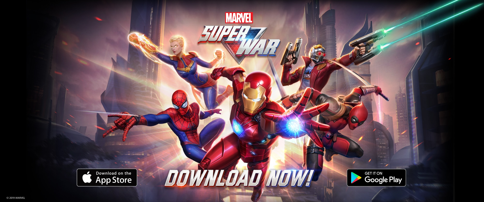 Marvel Super War Game
