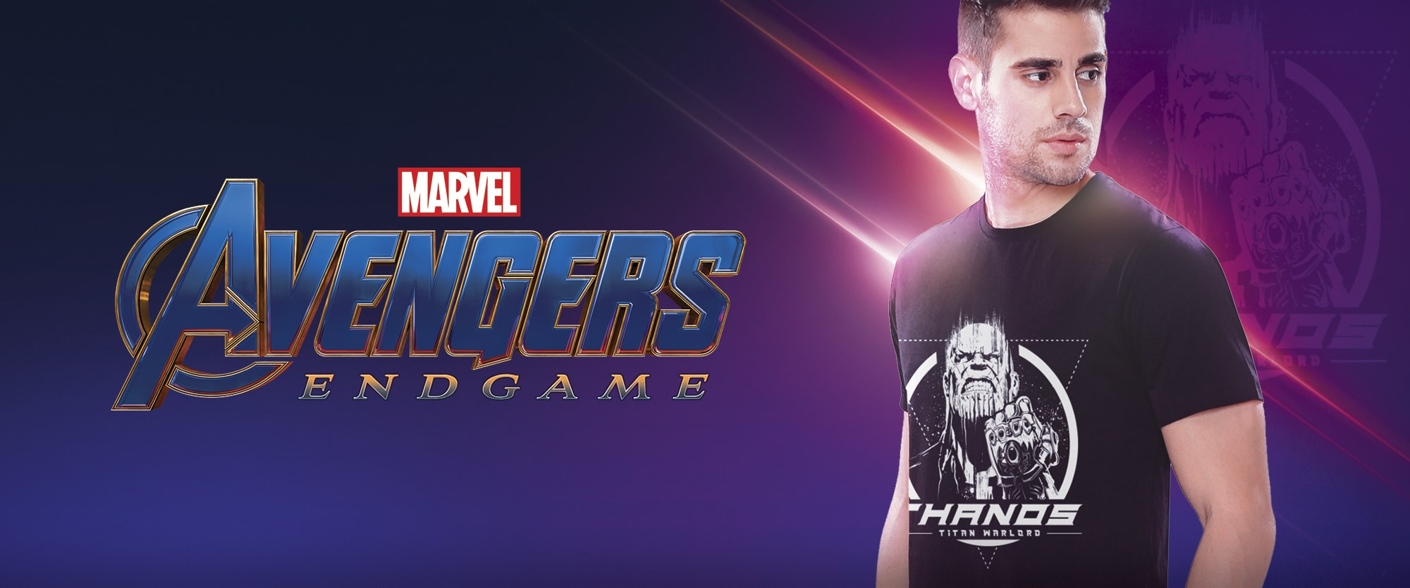 TSS Marvel Merchandise | Shop Now