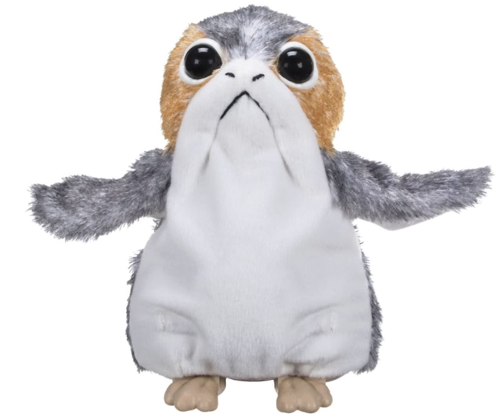 Star Wars: The Last Jedi Porg - Elektronische Knuffel